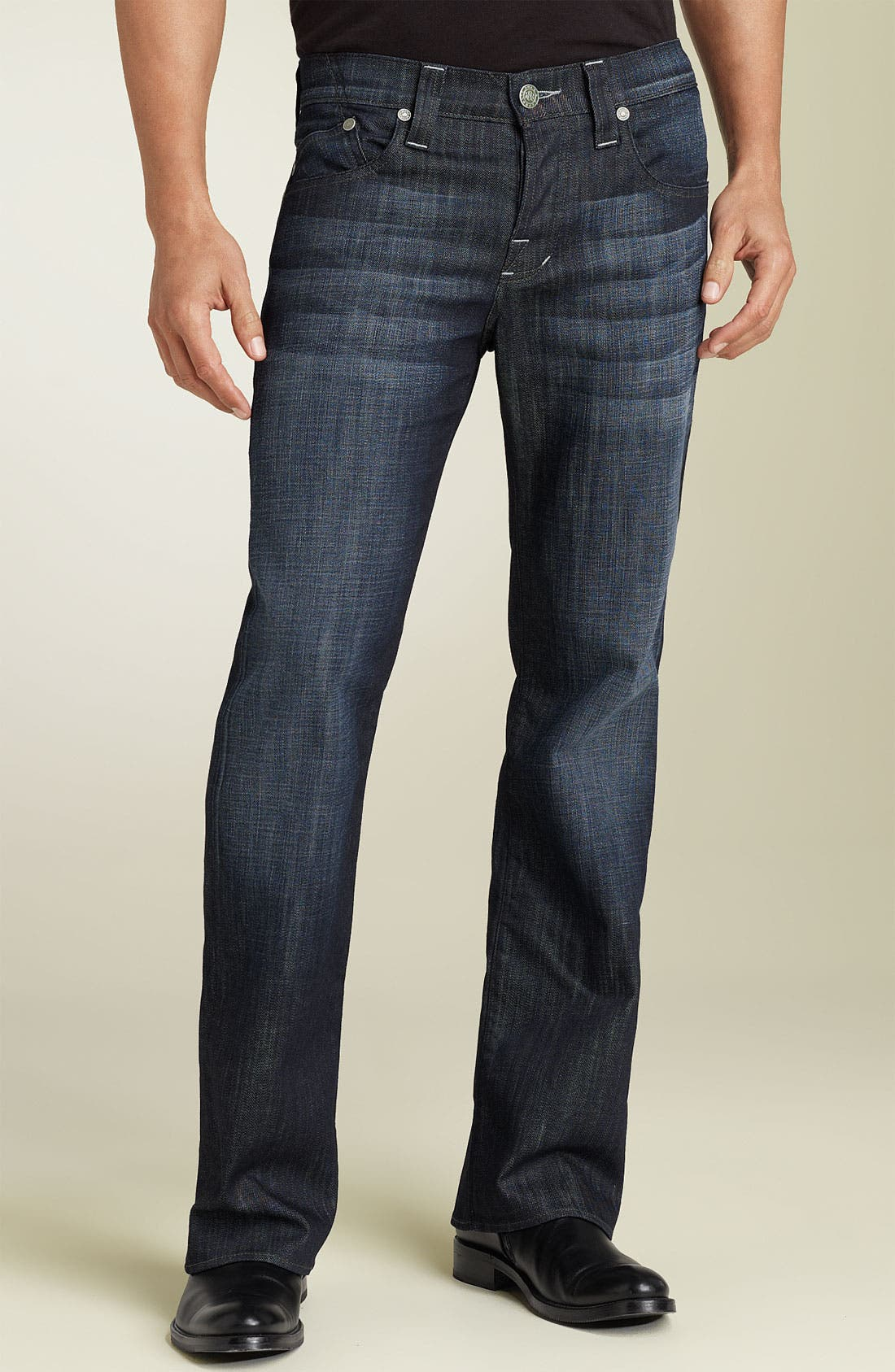 ROCK & REPUBLIC,                             'Henlee' Bootcut Jeans,                             Alternate thumbnail 2, color,                             400