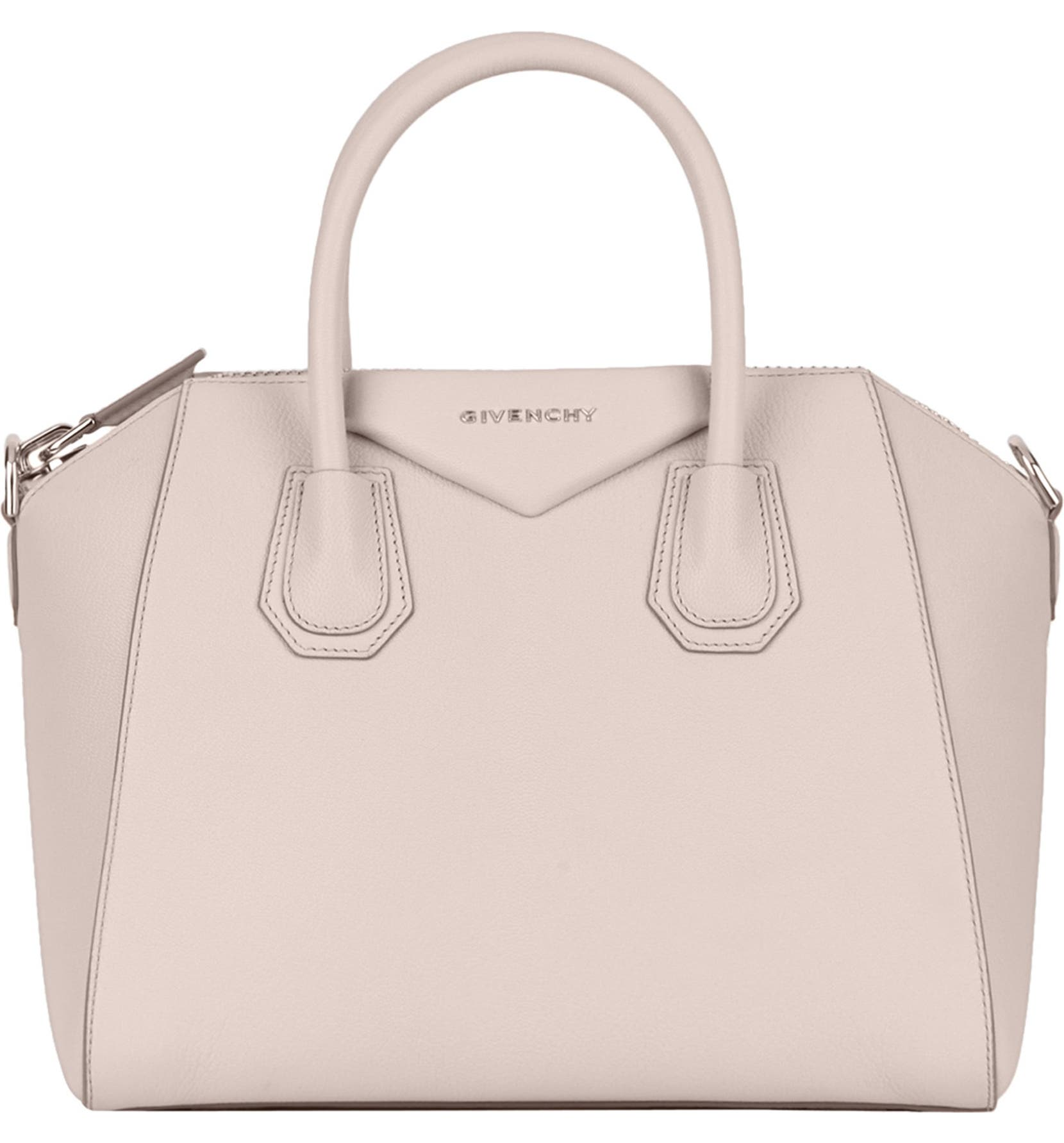 f527ee695fe8 Givenchy  Small Antigona  Leather Satchel