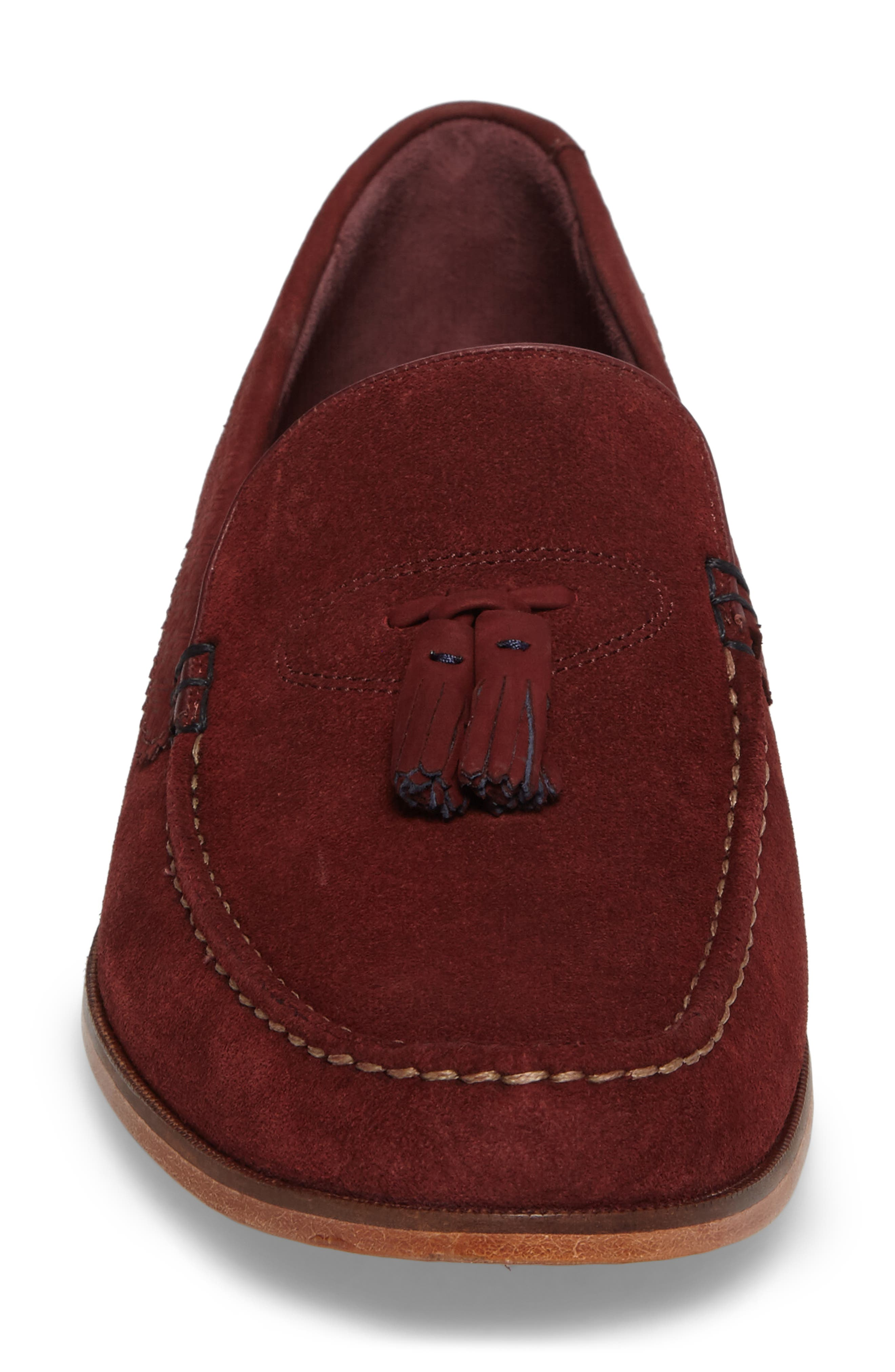 Dougge Tassel Loafer,                             Alternate thumbnail 23, color,