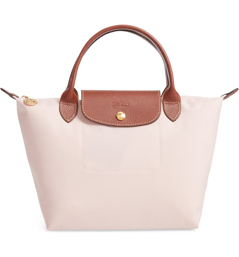 216e9f09edf3 Longchamp  Small Le Pliage  Top Handle Tote