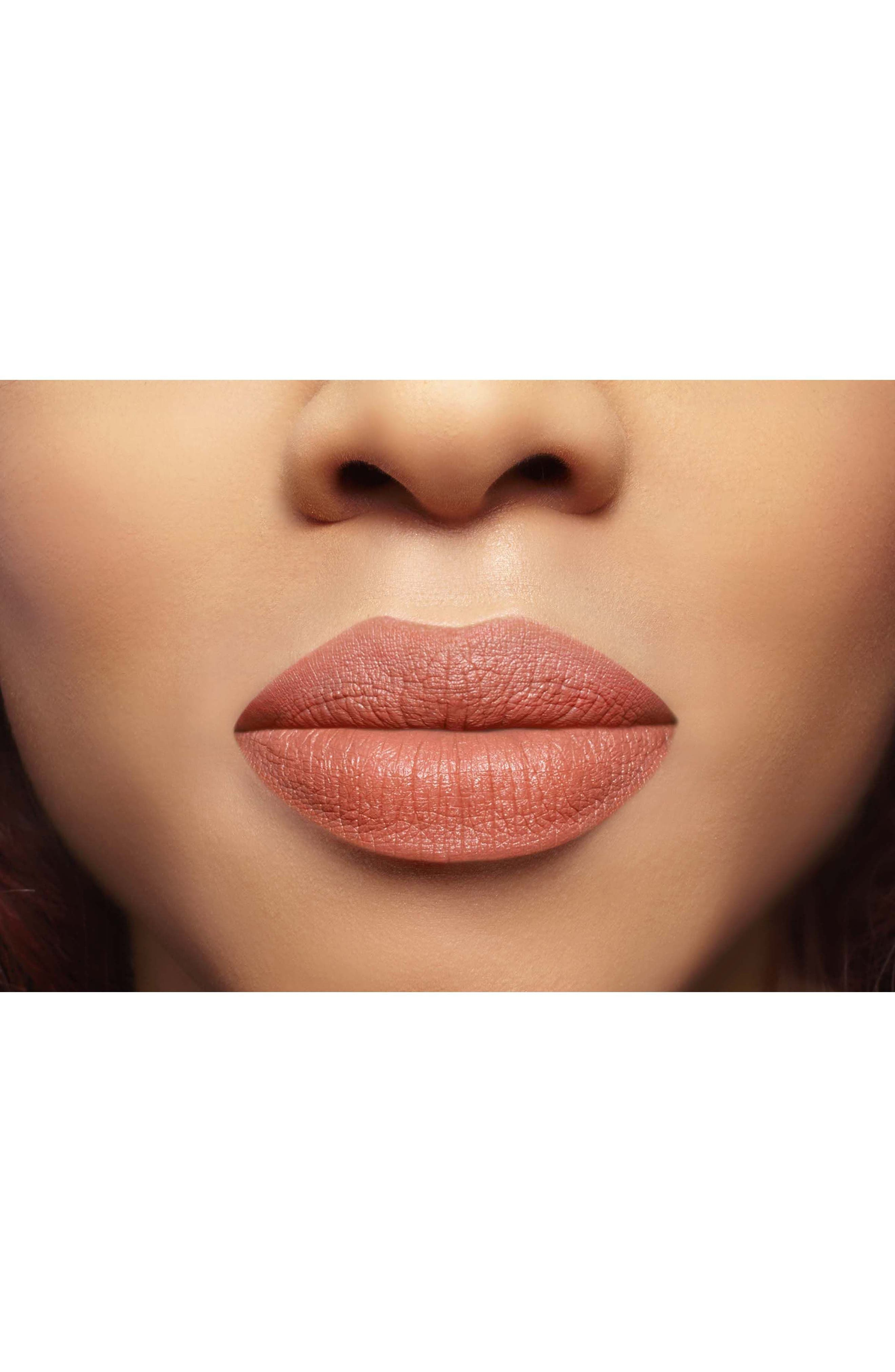 SPACE.NK.apothecary Lipstick Queen Famous Last Words Liquid Lipstick,                             Alternate thumbnail 3, color,                             SEE YA - NUDE