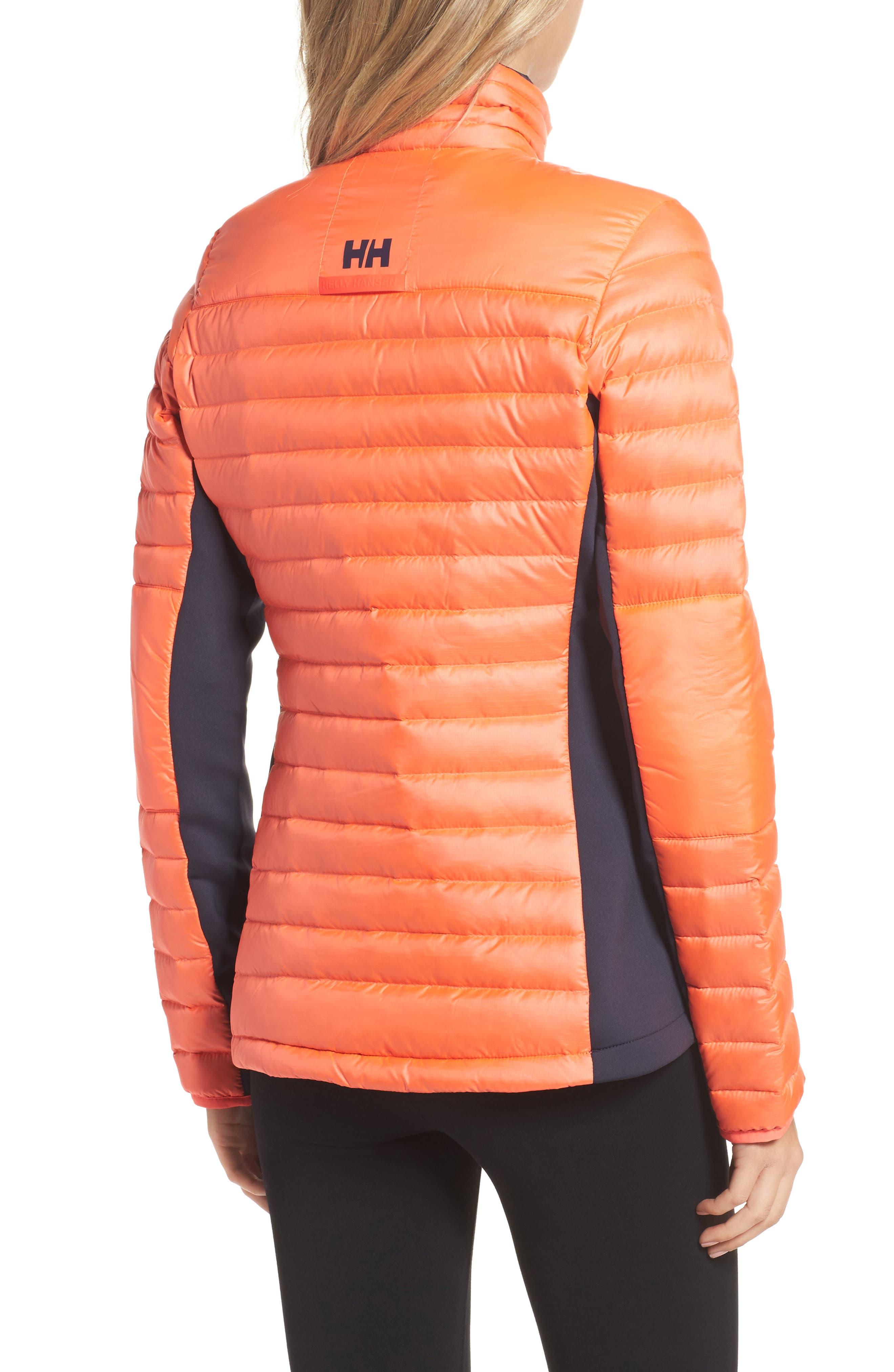 Verglas Hybrid Down Insulator Jacket,                             Alternate thumbnail 7, color,
