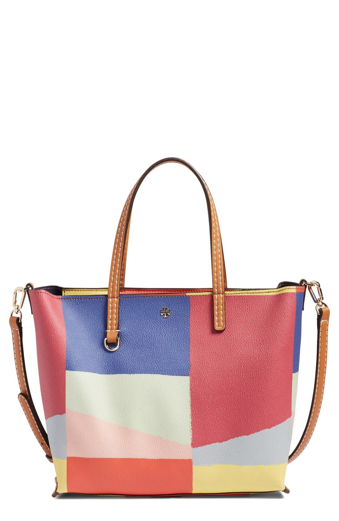 'Small Kerrington Square' Tote,                             Main thumbnail 1, color,                             600