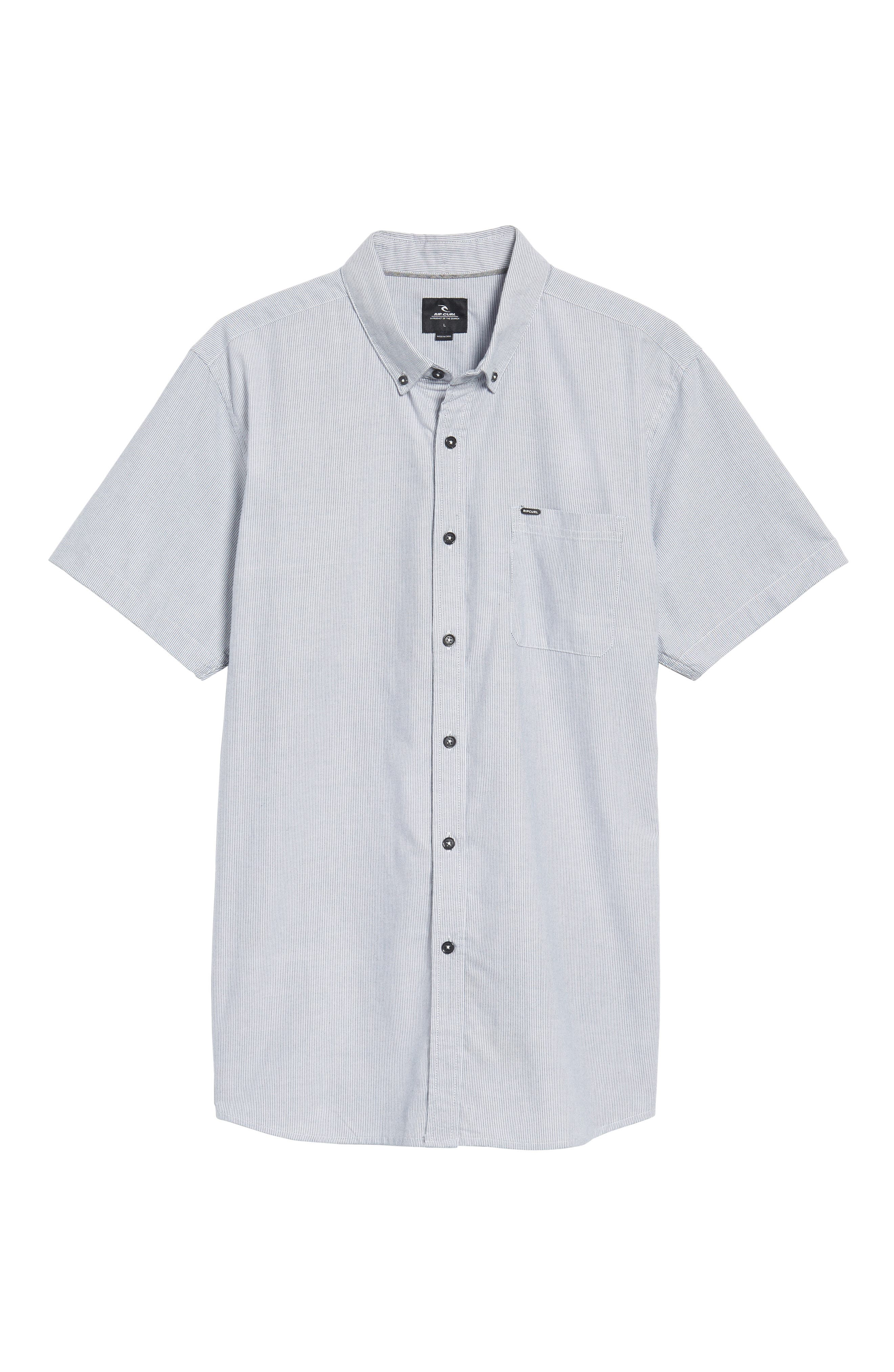 Ourtime Woven Shirt,                             Alternate thumbnail 6, color,                             116