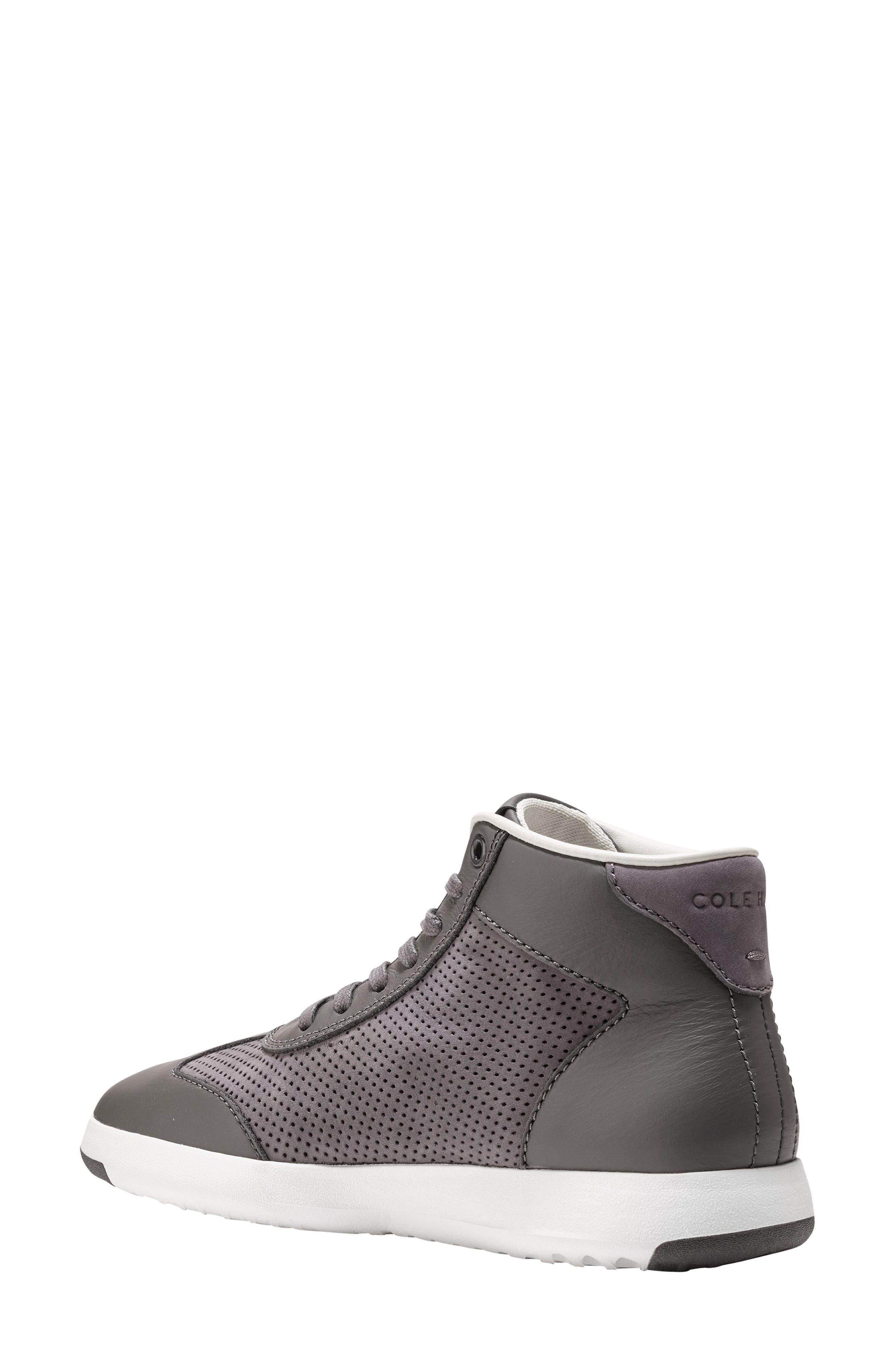 GrandPro High Top Sneaker,                             Alternate thumbnail 2, color,                             025
