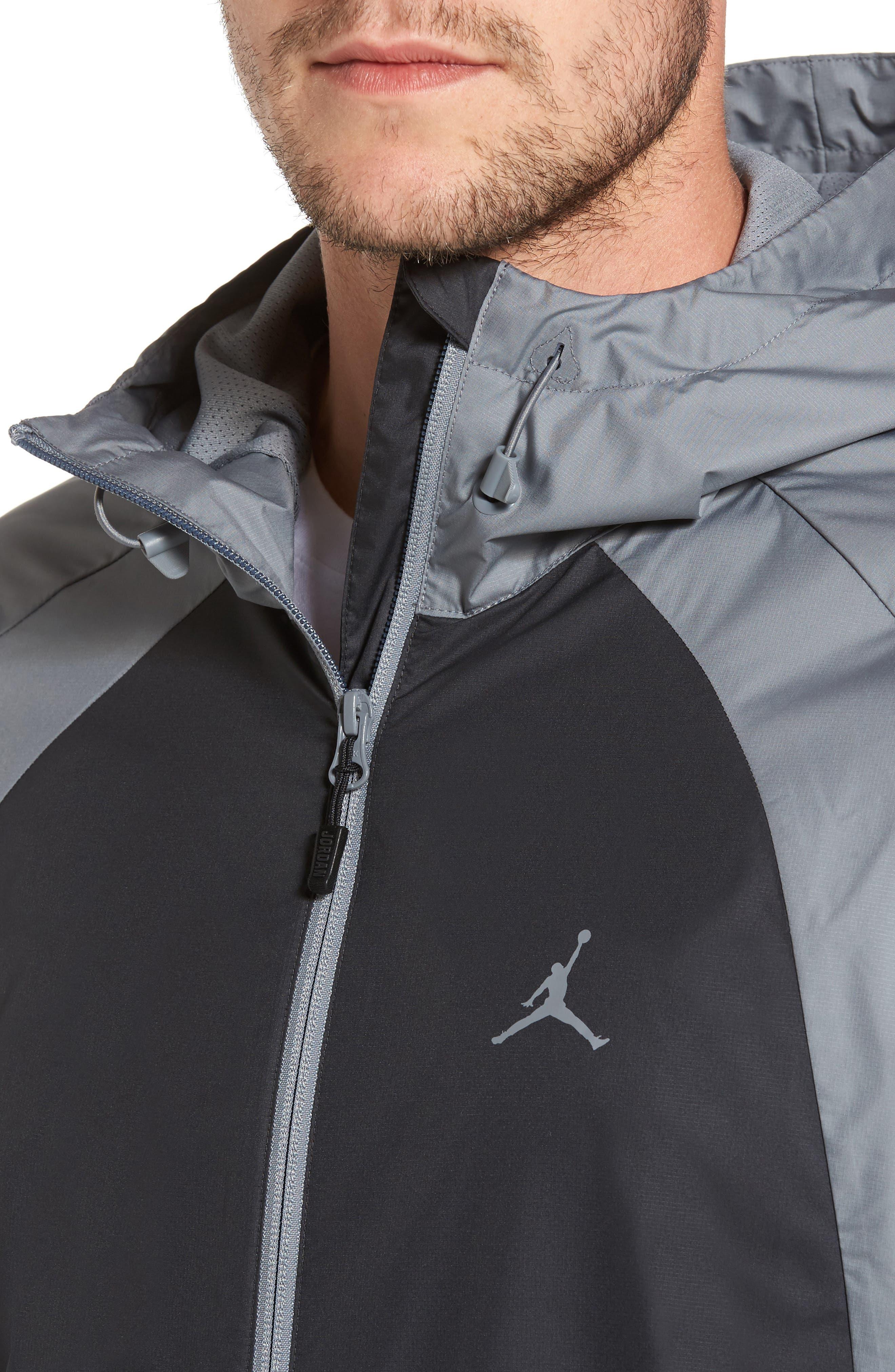 Sportswear Wings Windbreaker Jacket,                             Alternate thumbnail 11, color,