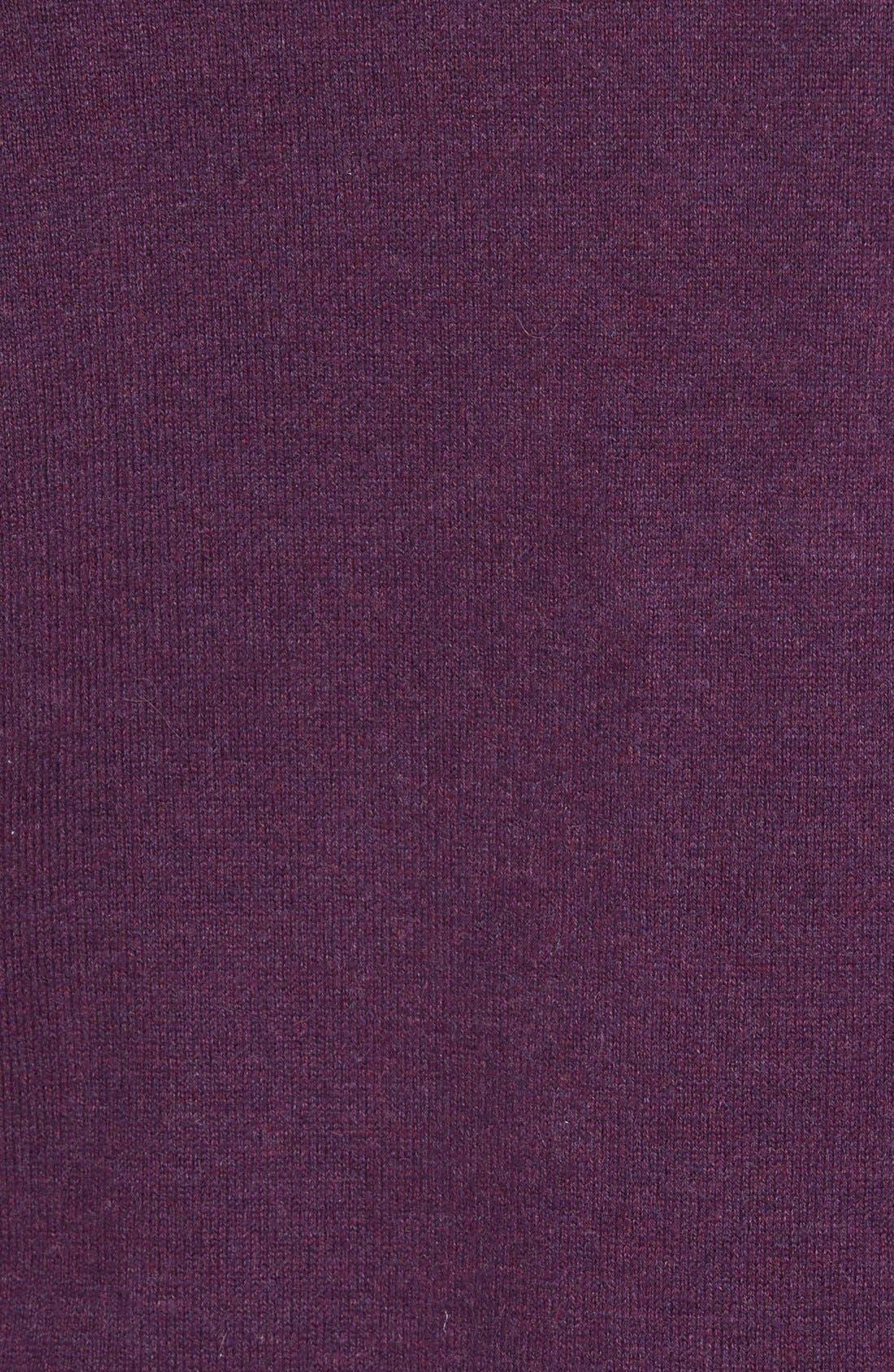 'Jersey Sport' Cotton Blend Crewneck Sweater,                             Alternate thumbnail 38, color,