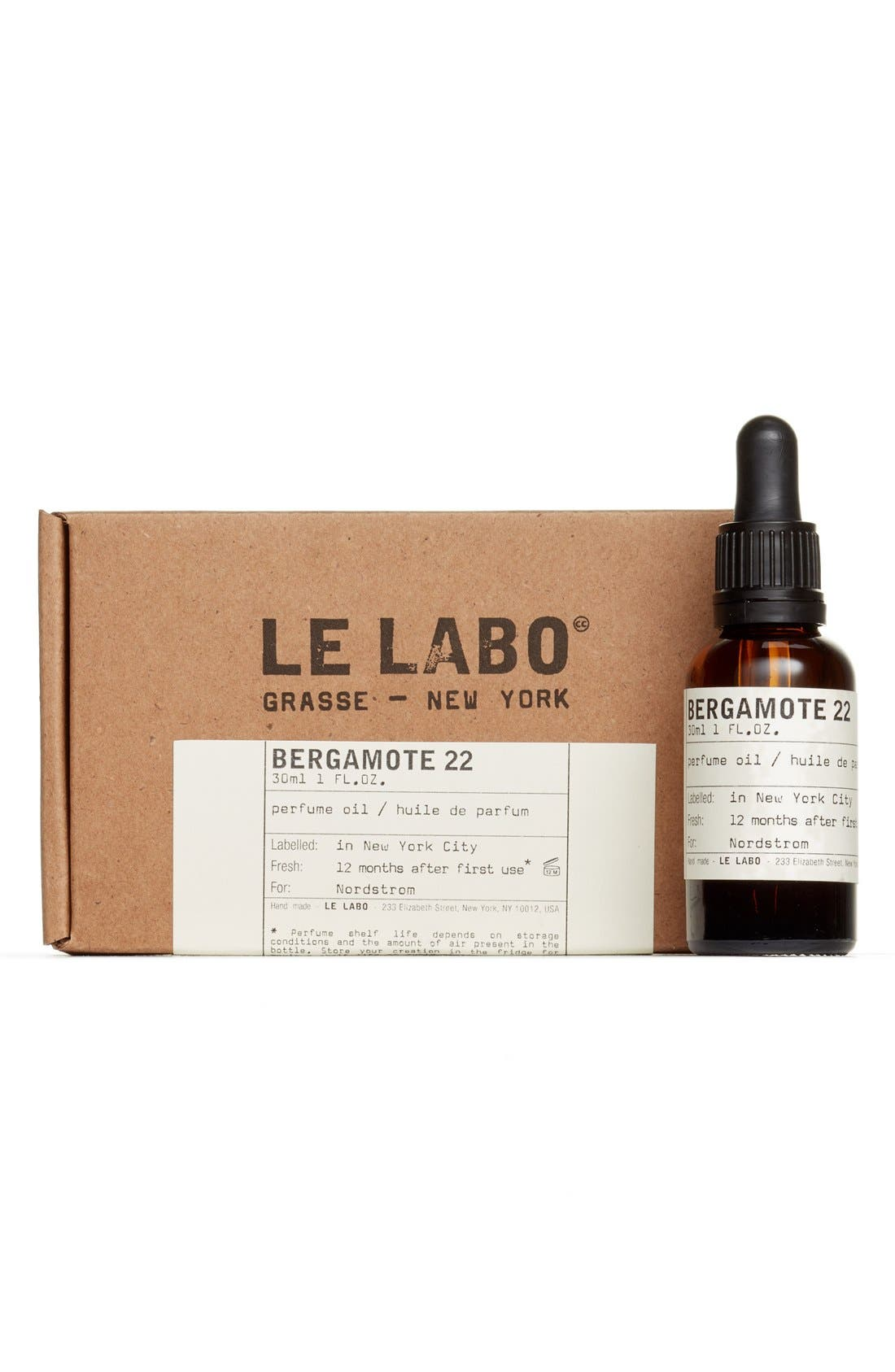 'Bergamote 22' Perfume Oil,                             Alternate thumbnail 5, color,                             NO COLOR
