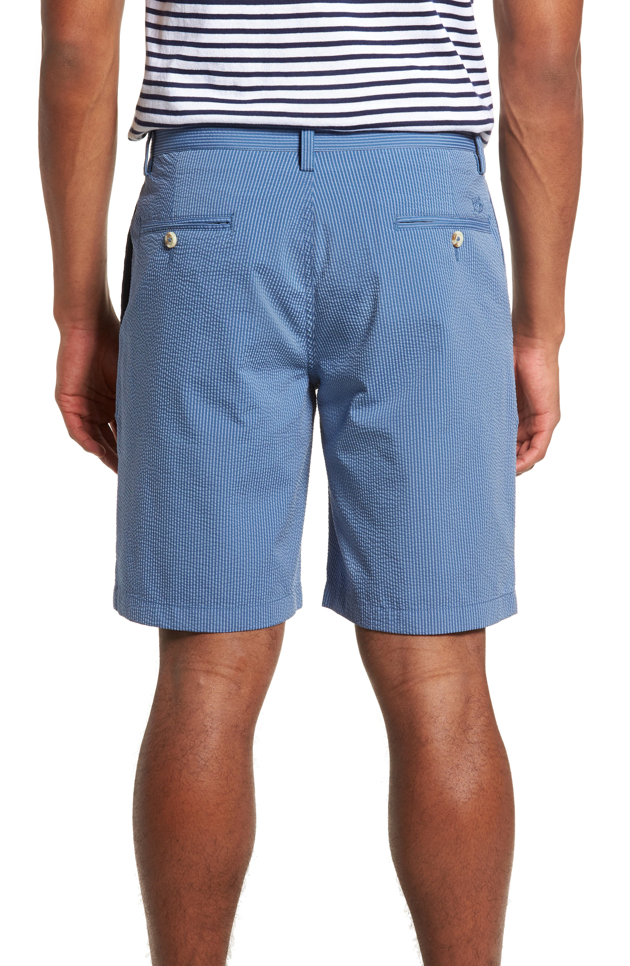 Seersucker Shorts,                             Alternate thumbnail 2, color,                             425