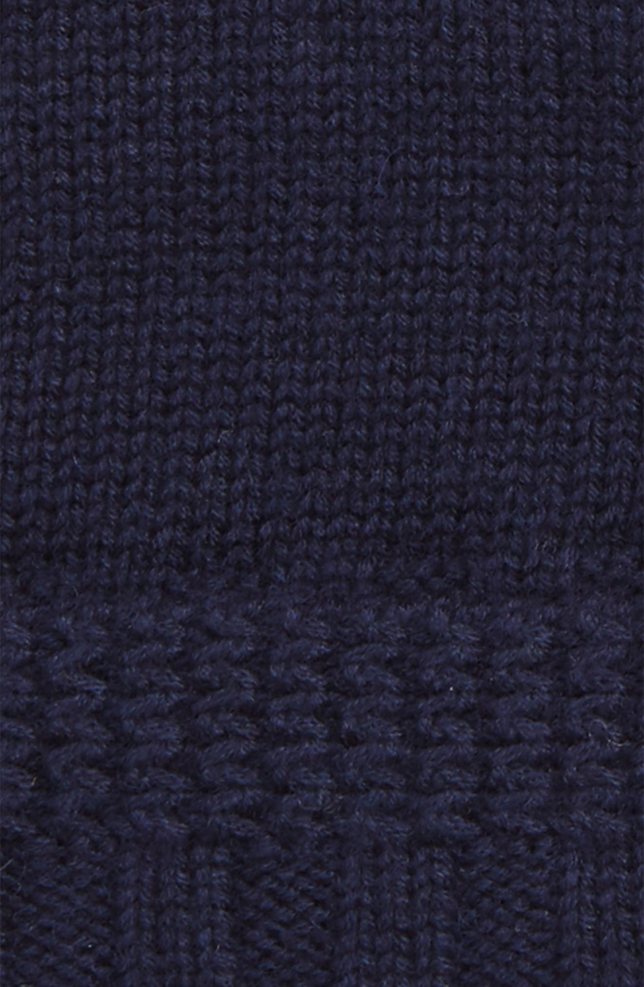 UGG<sup>®</sup> Texture Knit Fingerless Gloves,                             Alternate thumbnail 5, color,