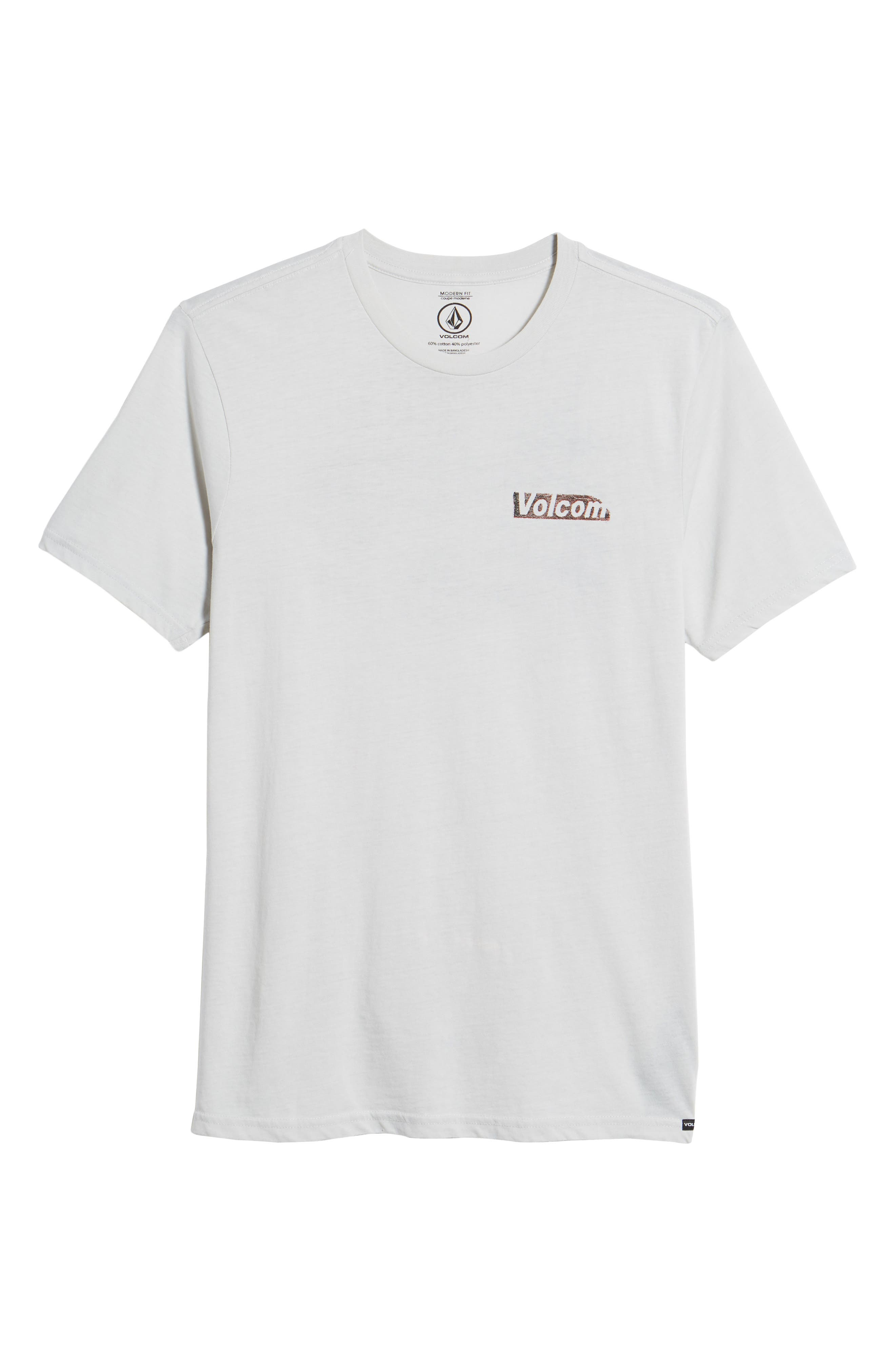 Liberate Stone Graphic T-Shirt,                             Alternate thumbnail 12, color,