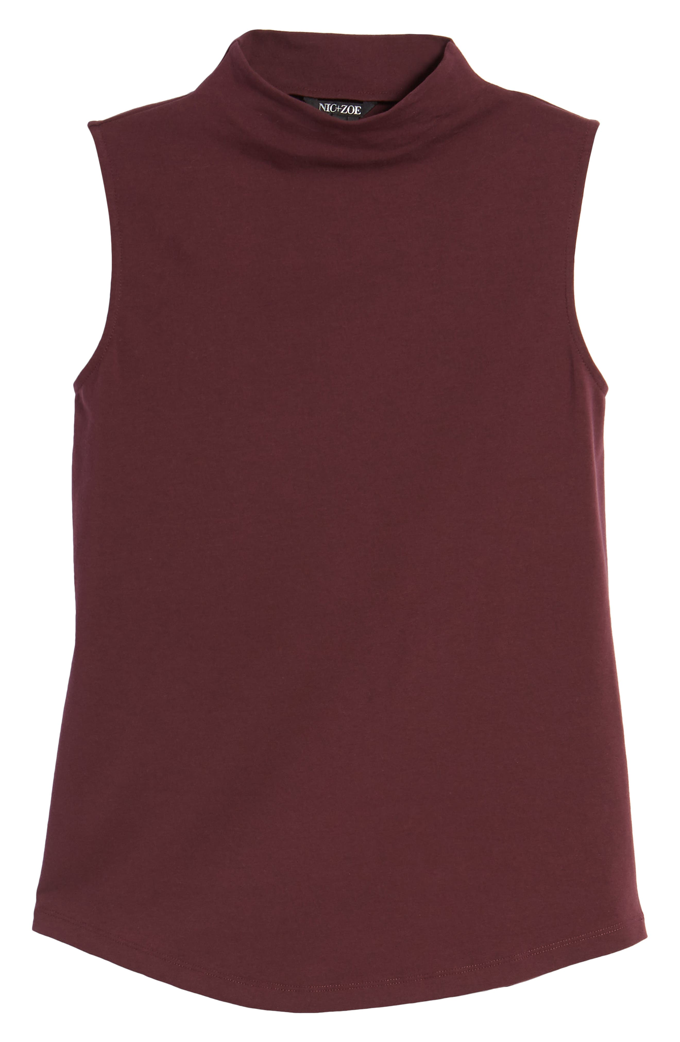 The Perfect Mock Neck Top,                             Alternate thumbnail 42, color,
