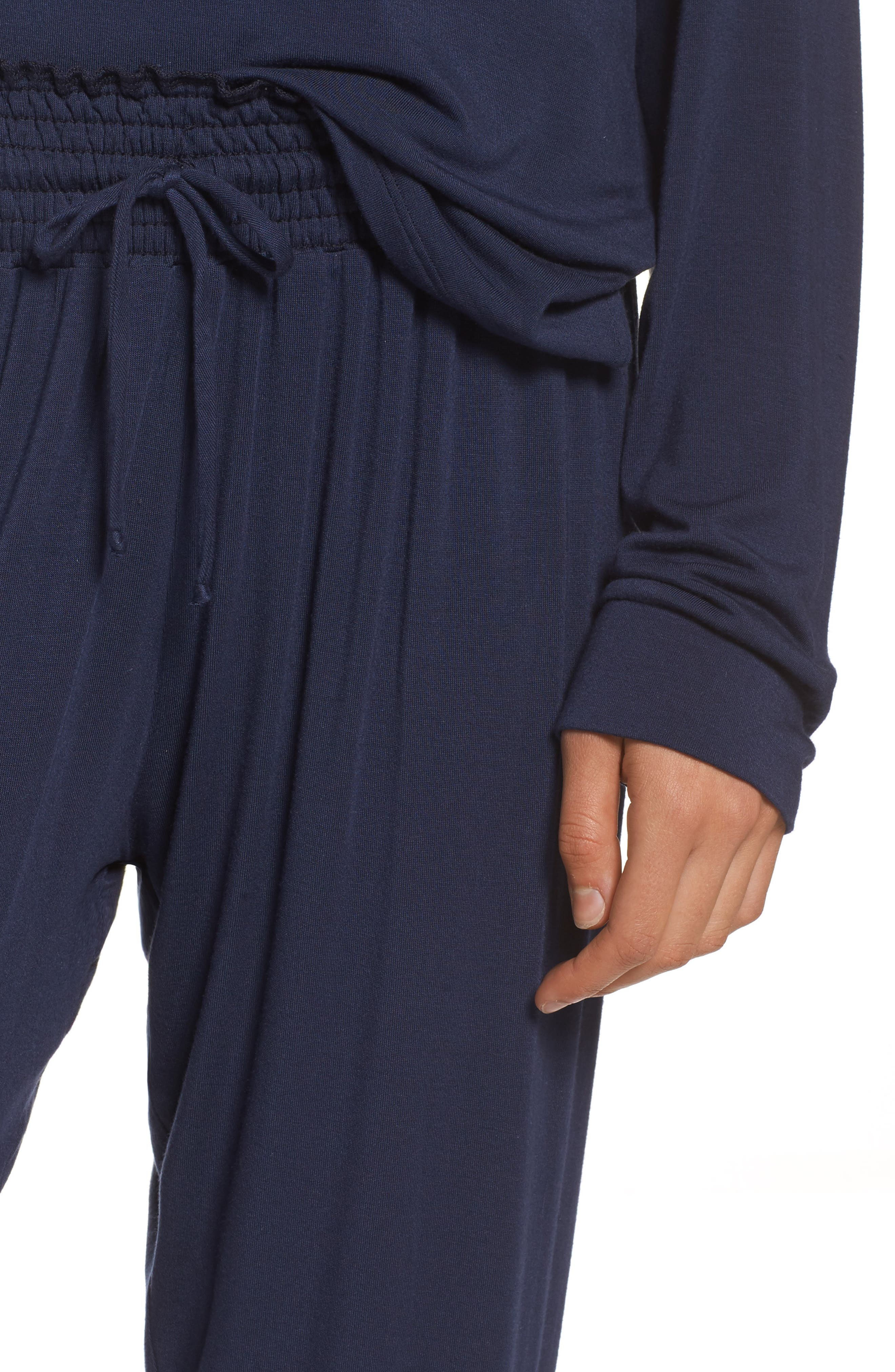 Amber Long Sleeve Top,                             Alternate thumbnail 4, color,