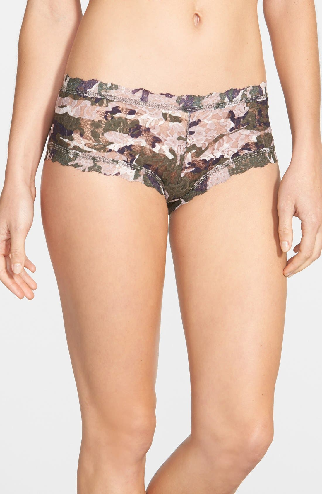 'Hunter' Boyshorts,                             Main thumbnail 1, color,                             TAUPE-GREEN