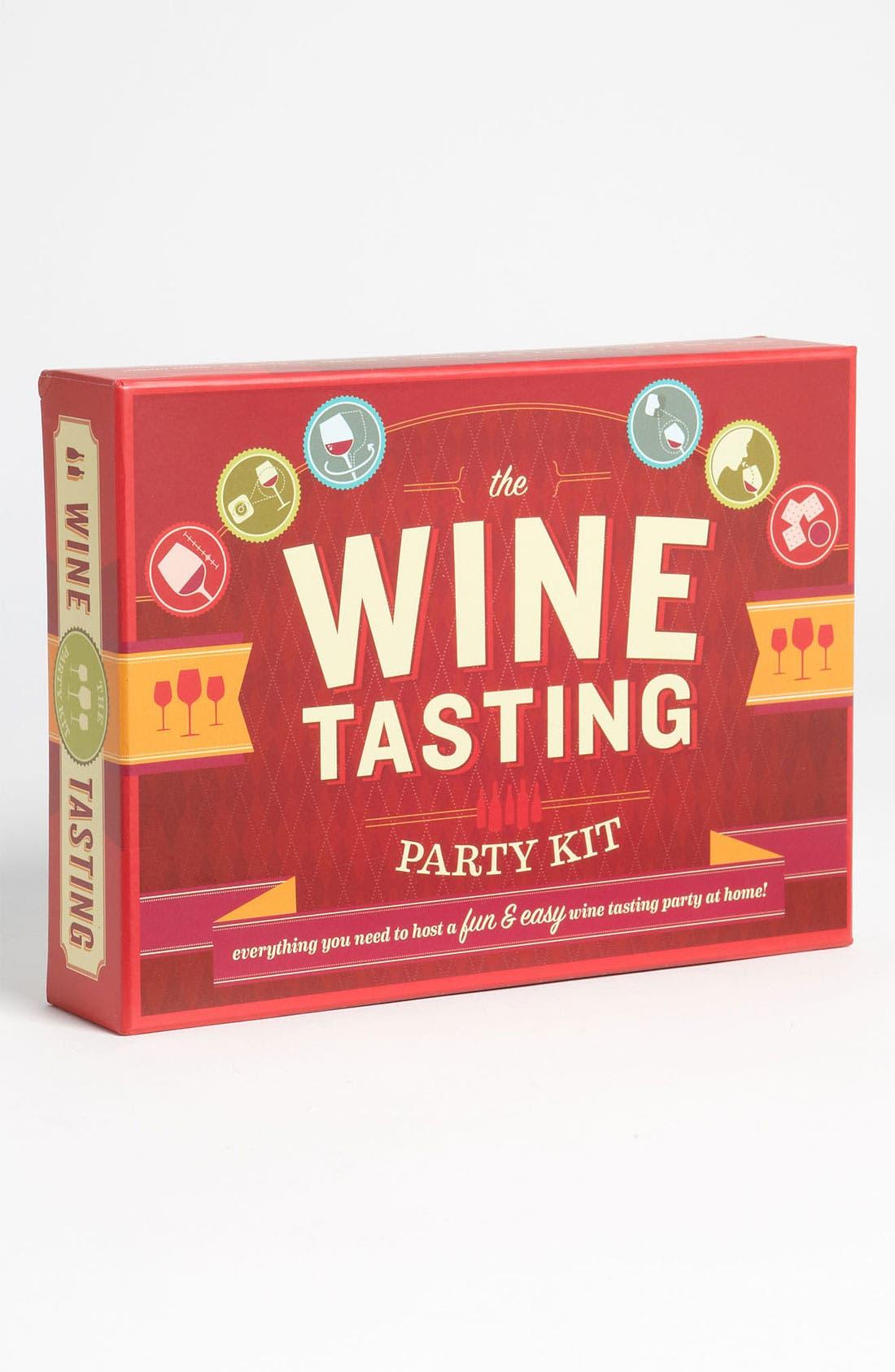Wine Tasting Party Kit,                             Main thumbnail 1, color,                             960