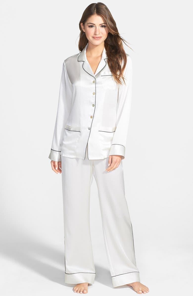 e4cac94570 Olivia von Halle Silk Pajamas