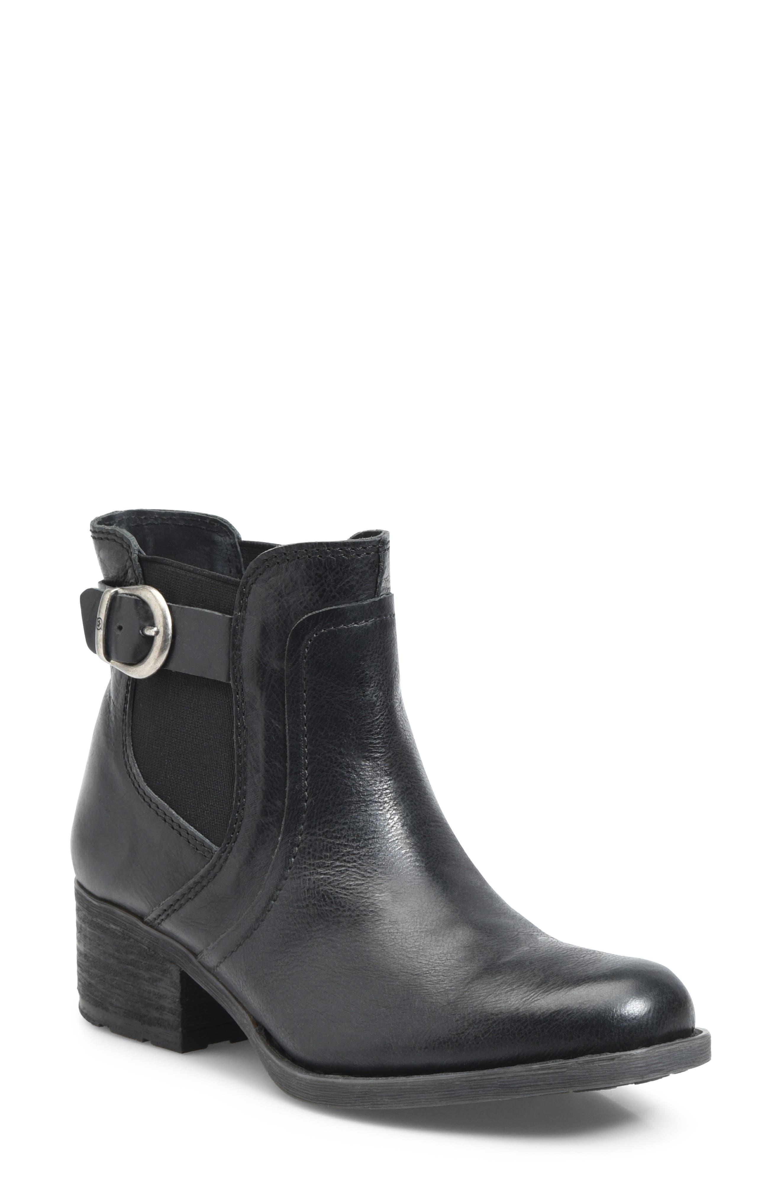B?rn Mohan Boot- Black