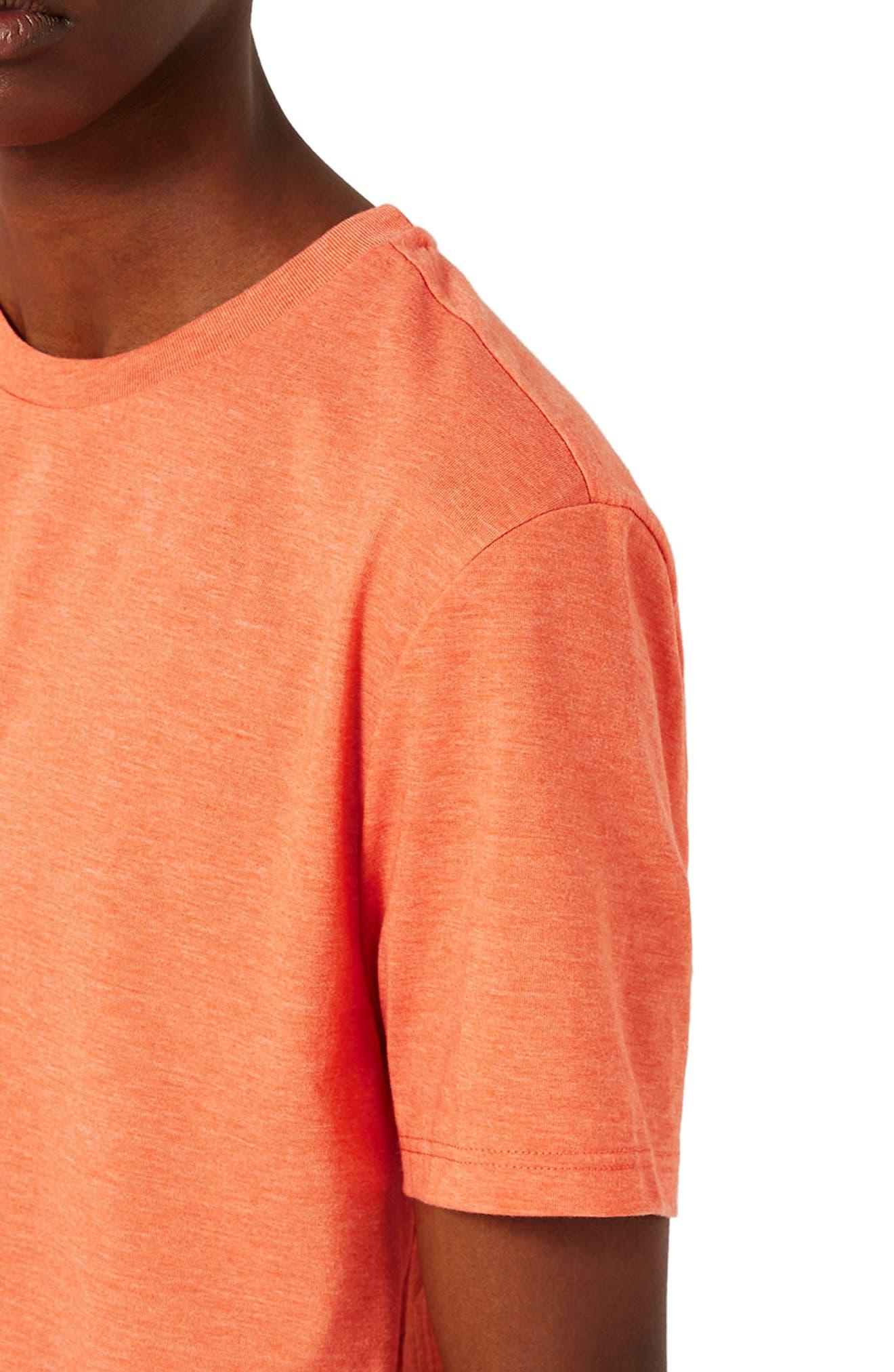 Slim Fit Crewneck T-Shirt,                             Alternate thumbnail 219, color,