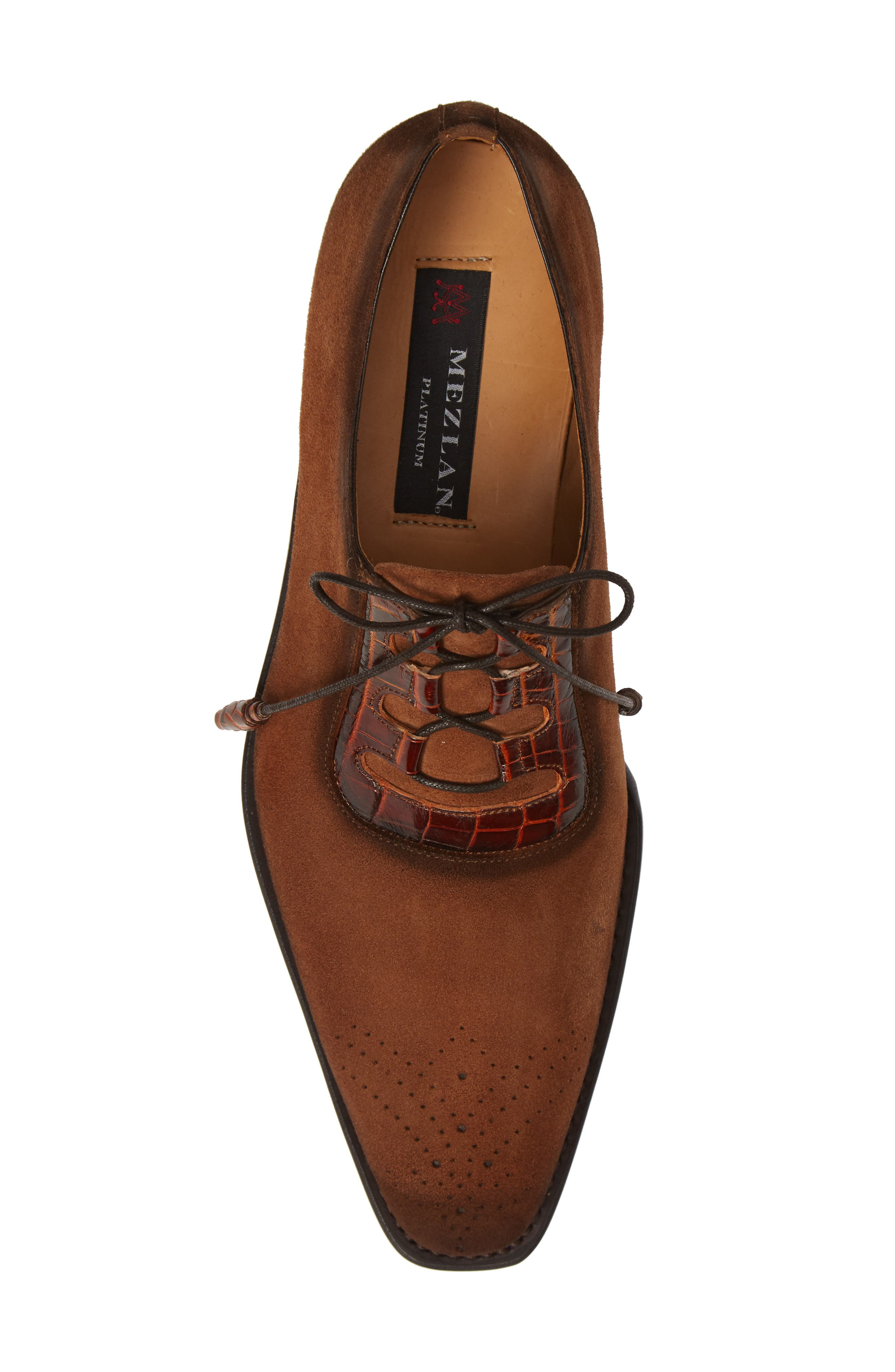 Cassel Oxford,                             Alternate thumbnail 5, color,                             COGNAC