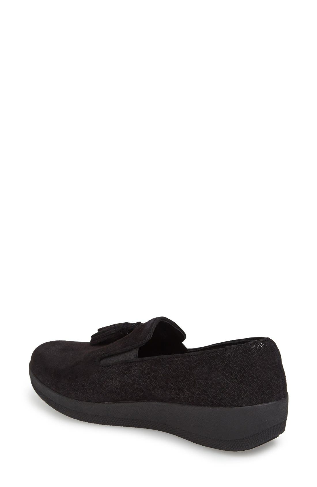 Tassle Superskate Wedge Sneaker,                             Alternate thumbnail 5, color,