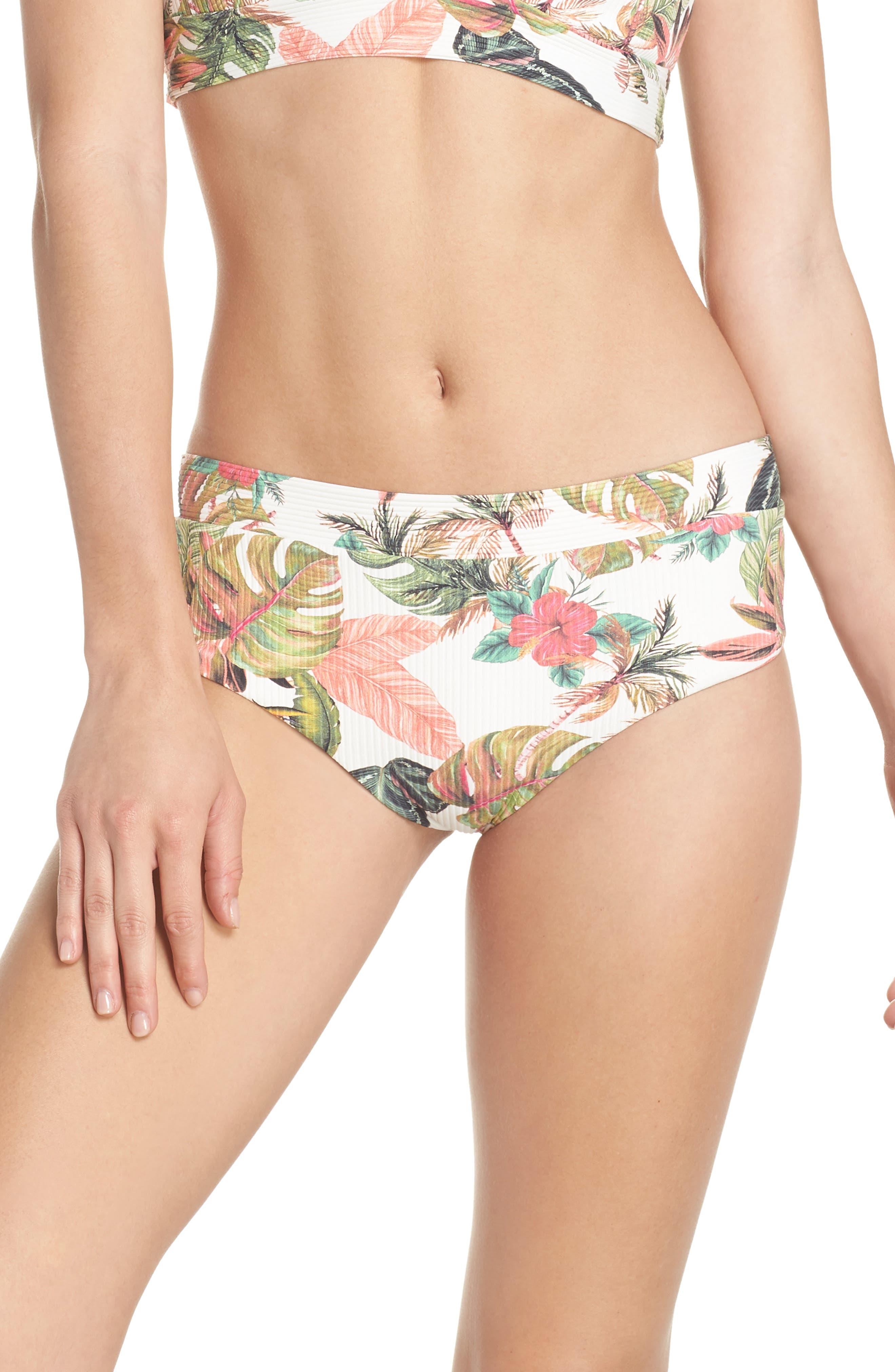 Raz Bikini Bottoms,                             Main thumbnail 1, color,                             LOVING LAS VEGAS