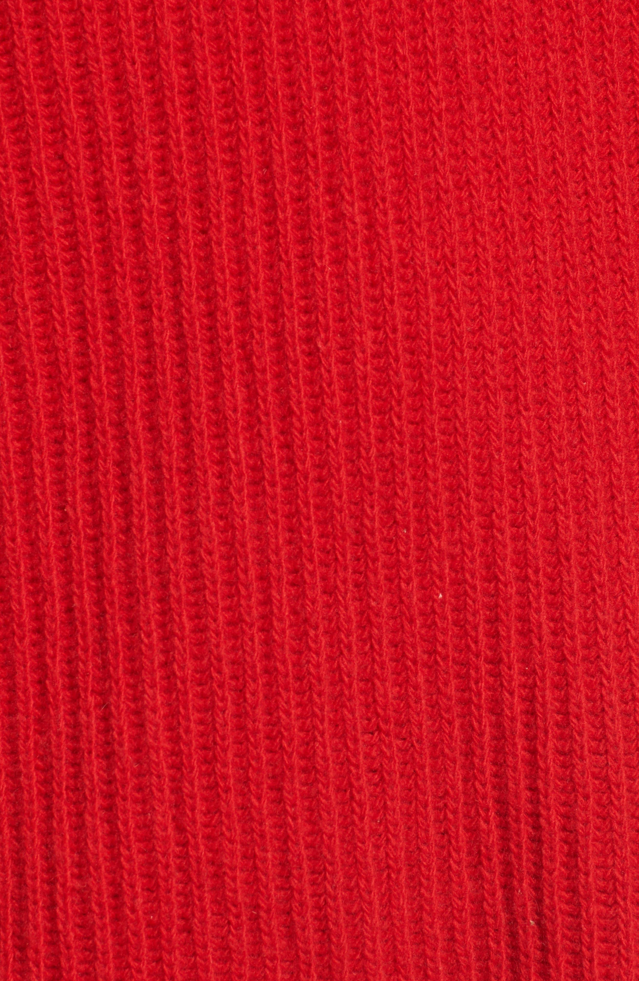 Kassy Wool Blend Sweater,                             Alternate thumbnail 5, color,                             600