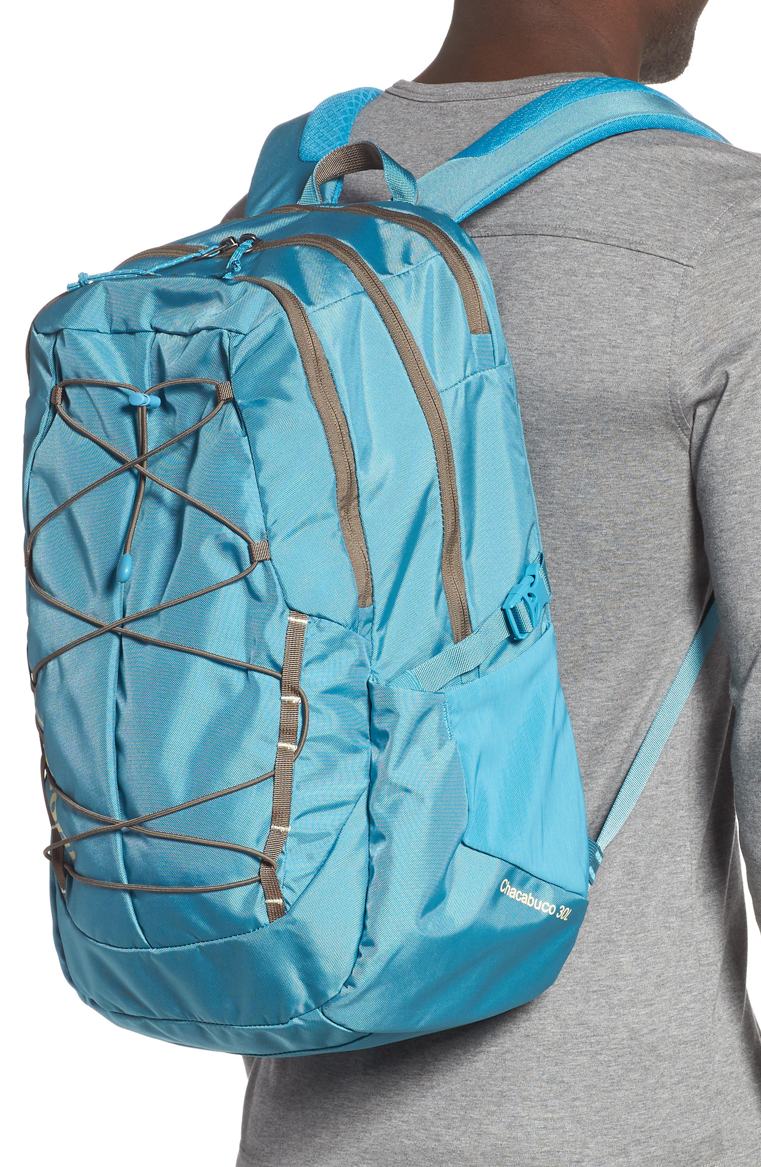 PATAGONIA,                             30L Chacabuco Backpack,                             Alternate thumbnail 2, color,                             MAKO BLUE