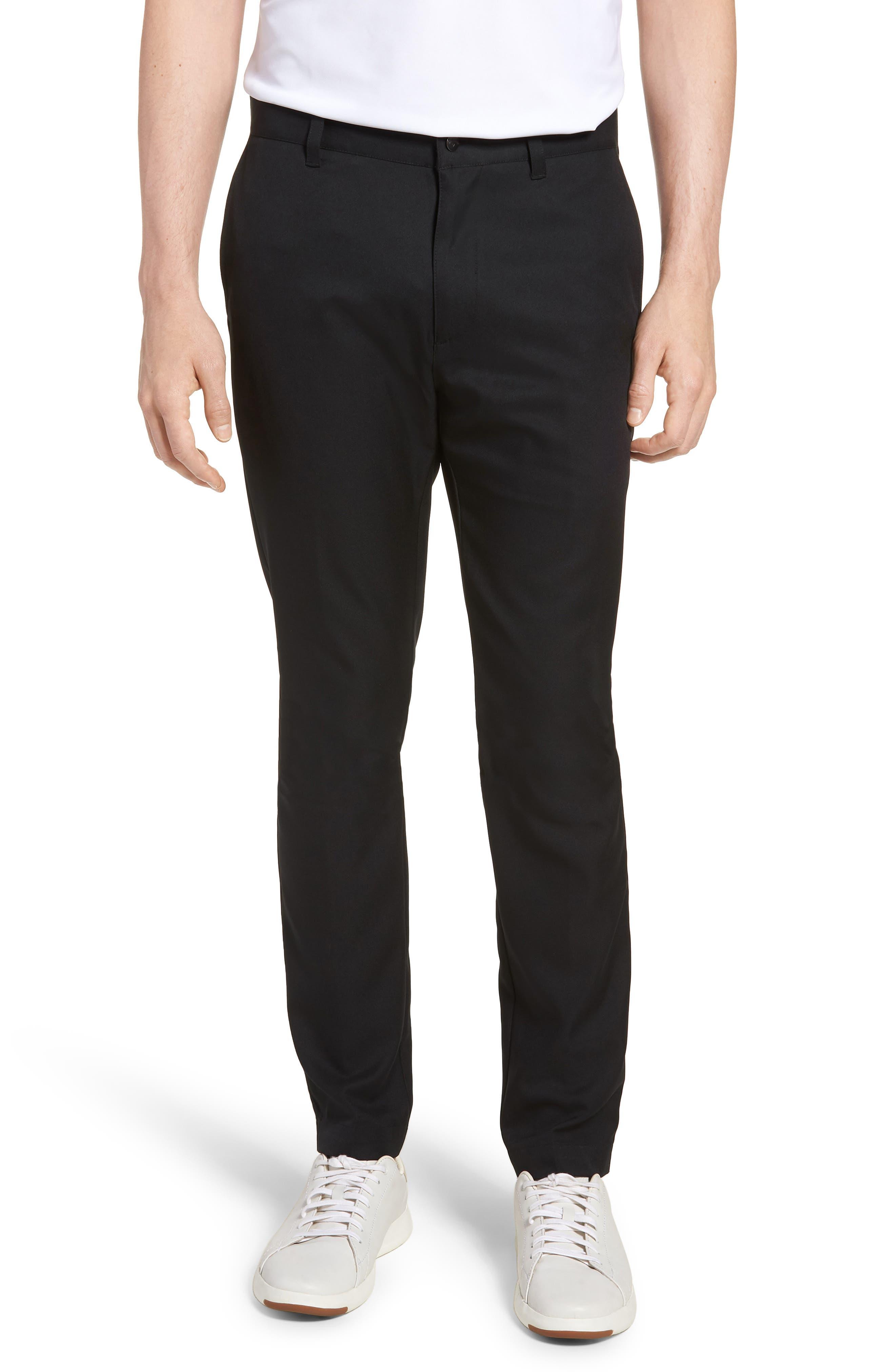 Tech Slim Fit Pants,                             Main thumbnail 1, color,