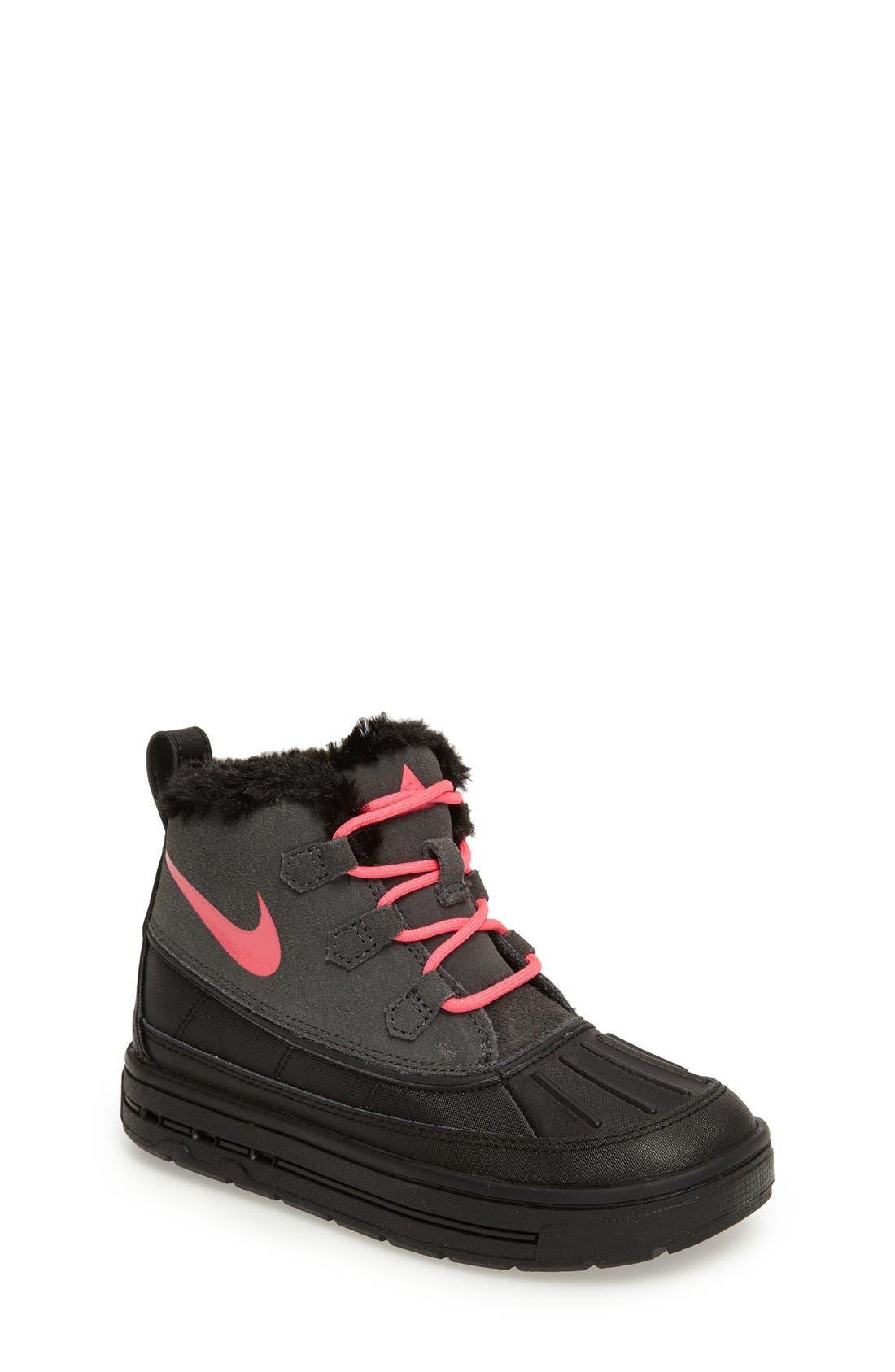 NIKE Woodside Chukka Boot, Main, color, 004
