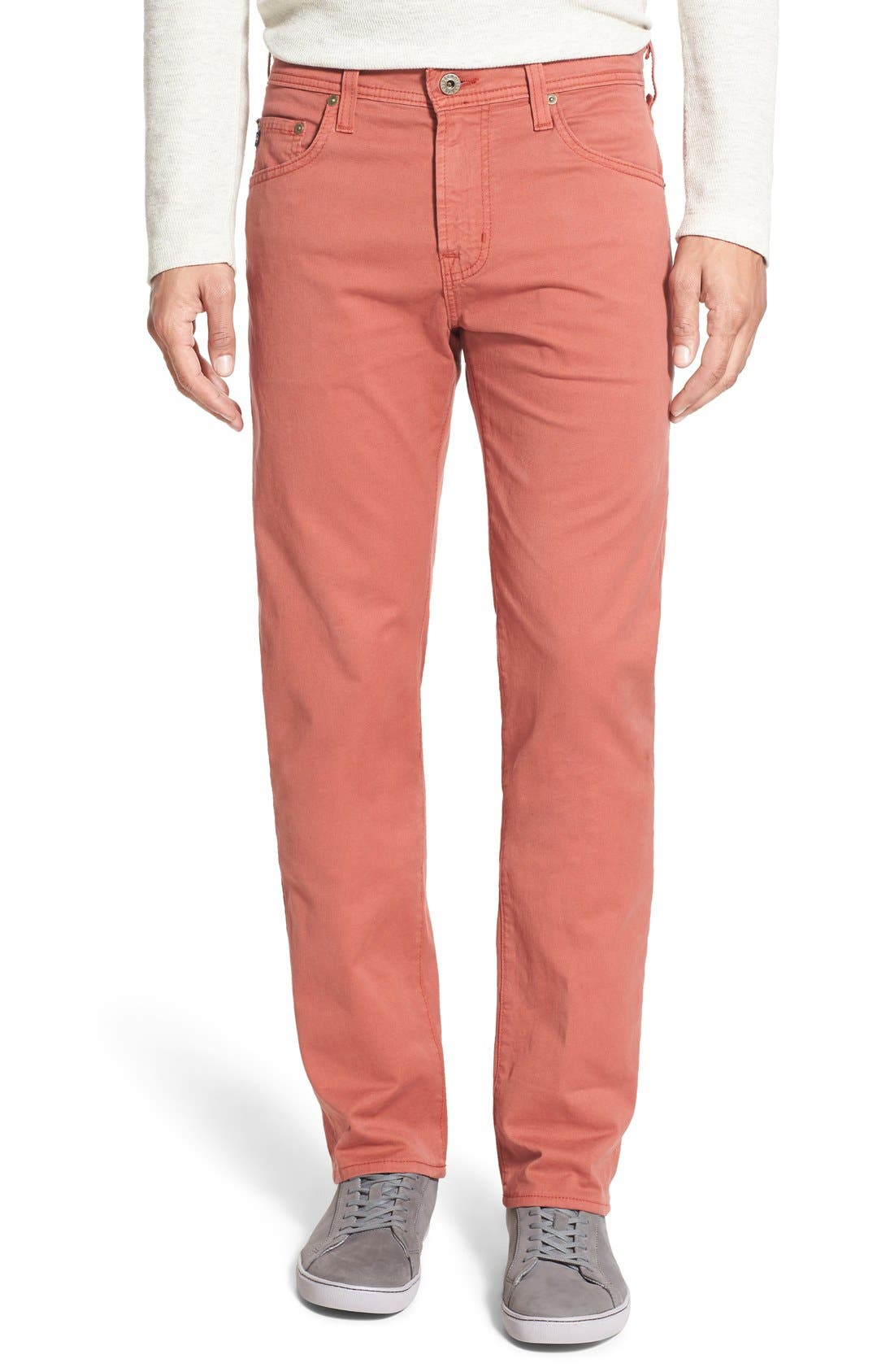 'Matchbox BES' Slim Fit Pants,                             Main thumbnail 45, color,