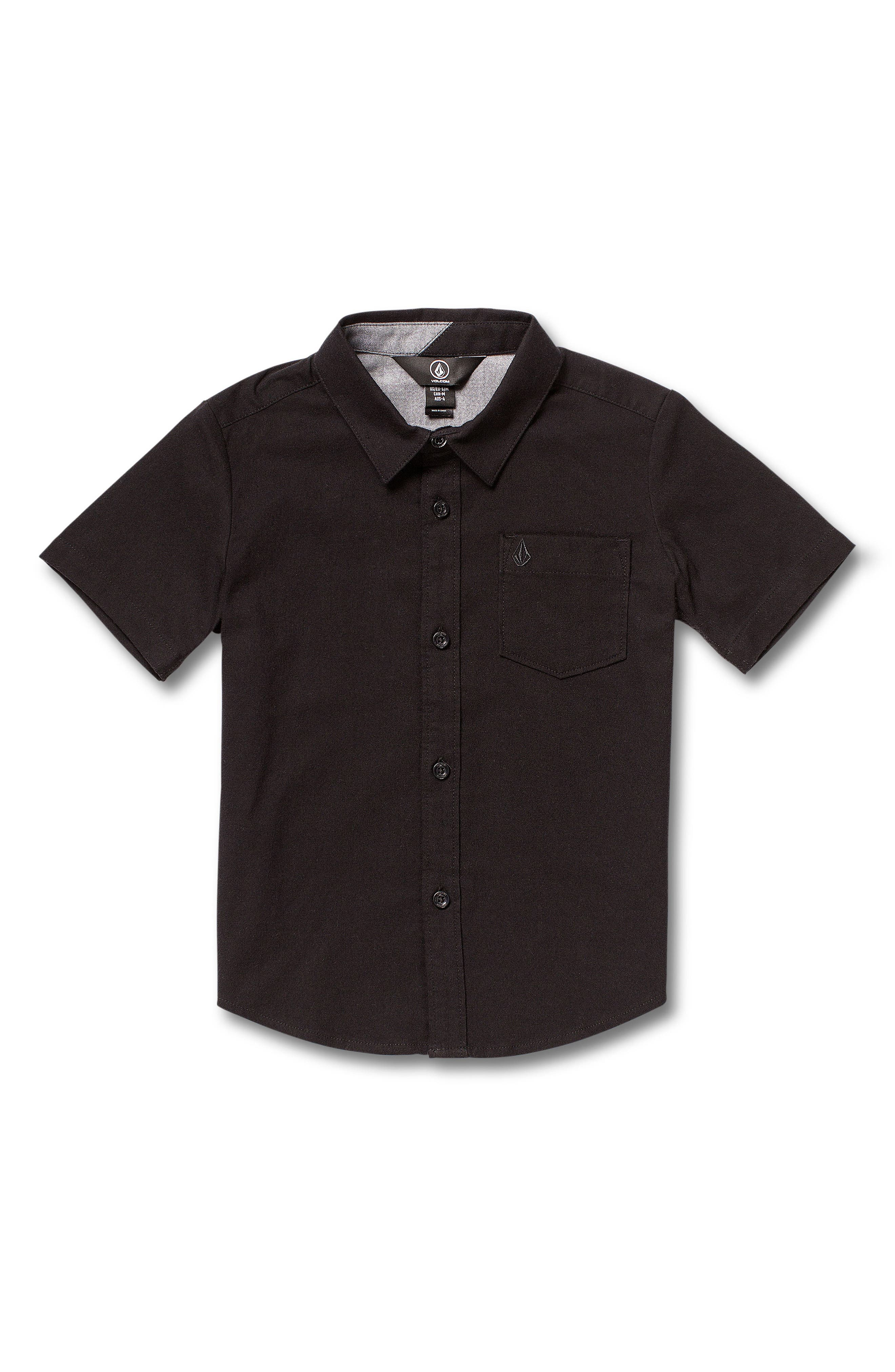 Everett Oxford Woven Shirt,                         Main,                         color, 004