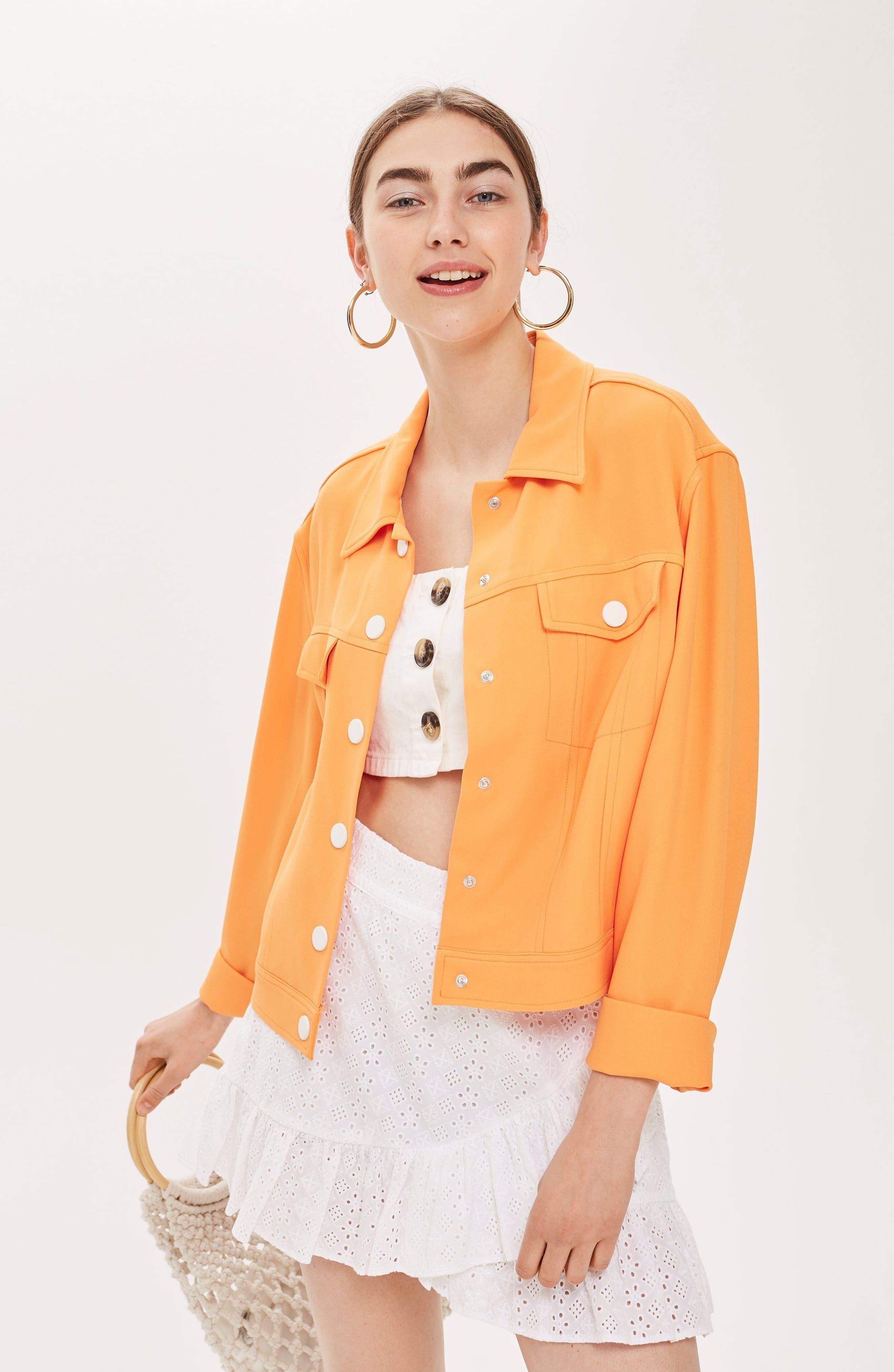 Broderie Ruffle Miniskirt,                             Alternate thumbnail 3, color,                             WHITE
