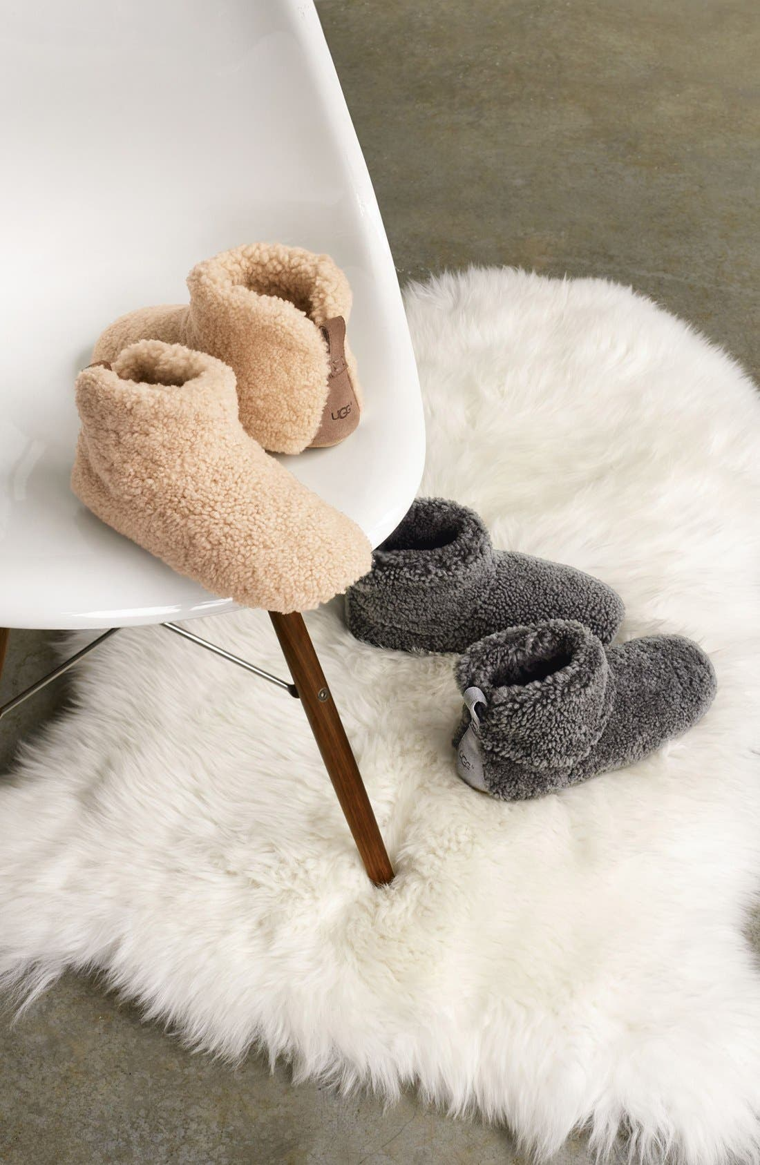 UGG<SUP>®</SUP>,                             'Amary' Slipper,                             Alternate thumbnail 5, color,                             020
