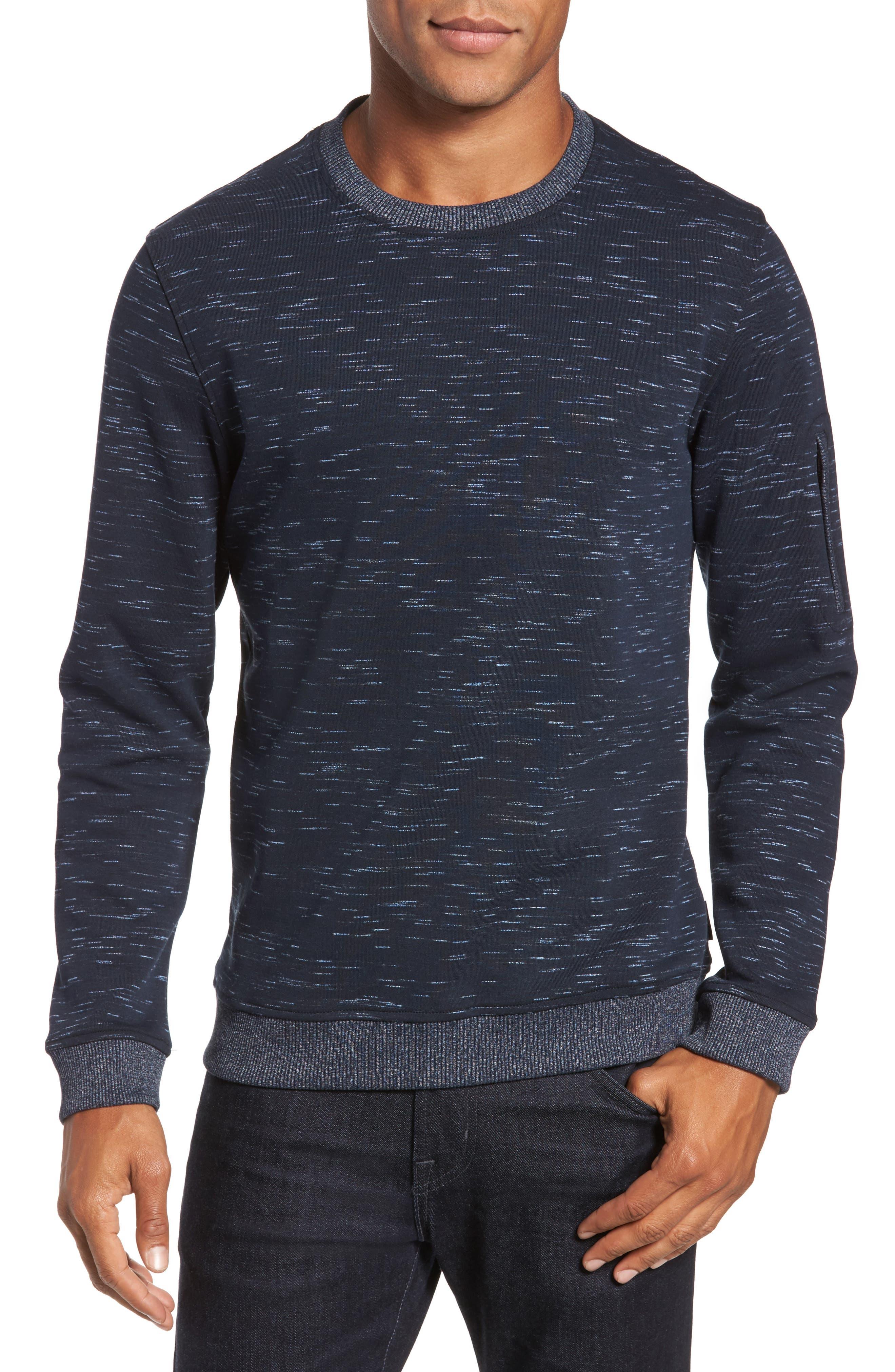 Bepay Jersey Sweatshirt,                             Main thumbnail 1, color,                             410