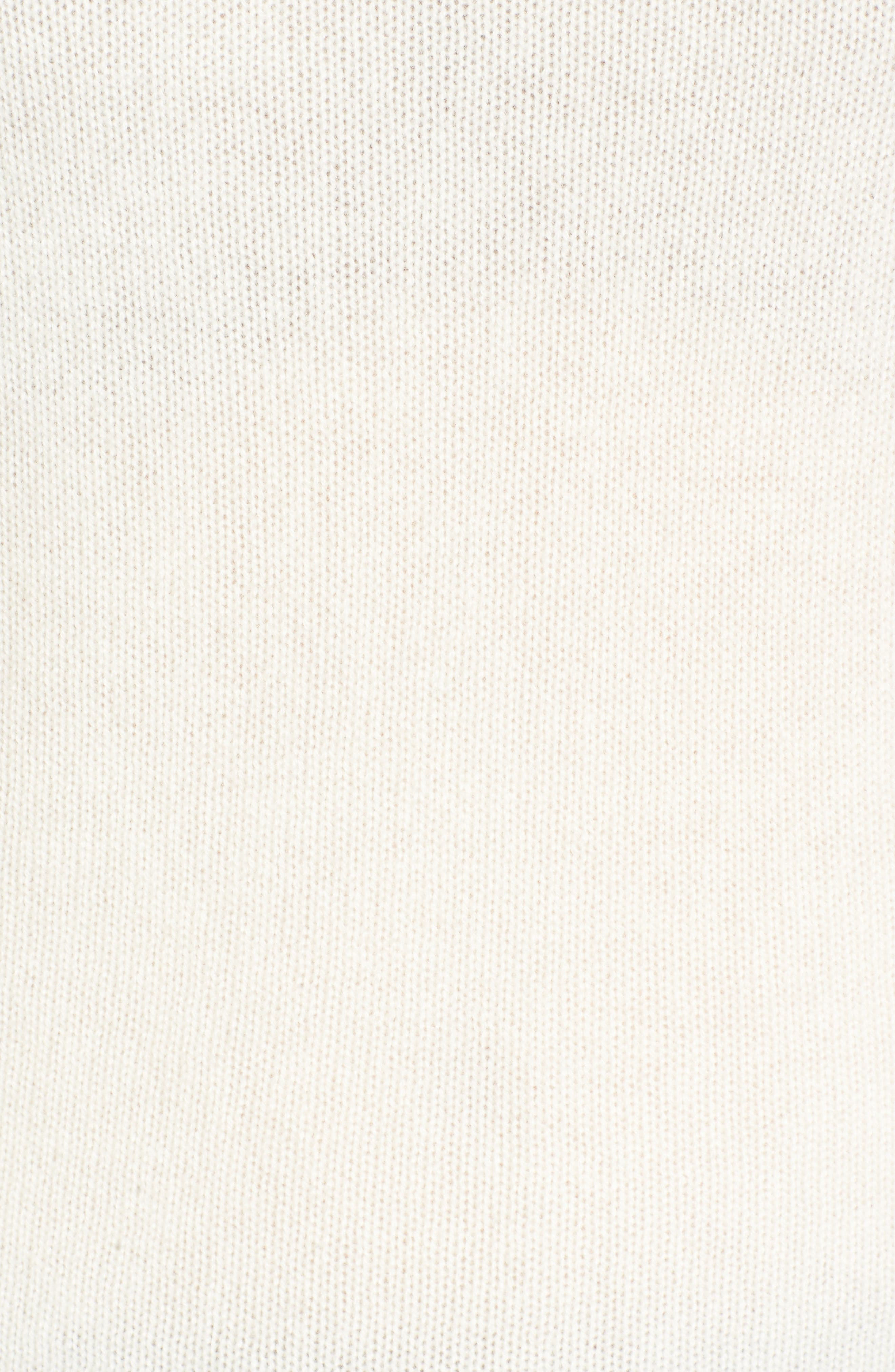 Cashmere Crewneck Sweater,                             Alternate thumbnail 5, color,                             902