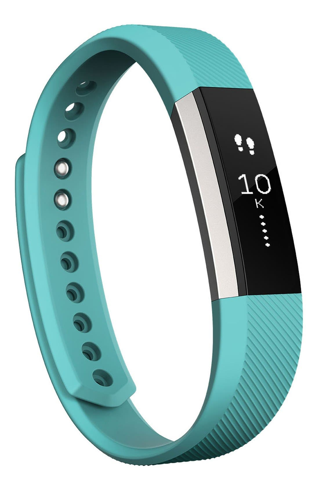 Alta Classic Fitness Watch Band,                             Alternate thumbnail 2, color,                             TEAL