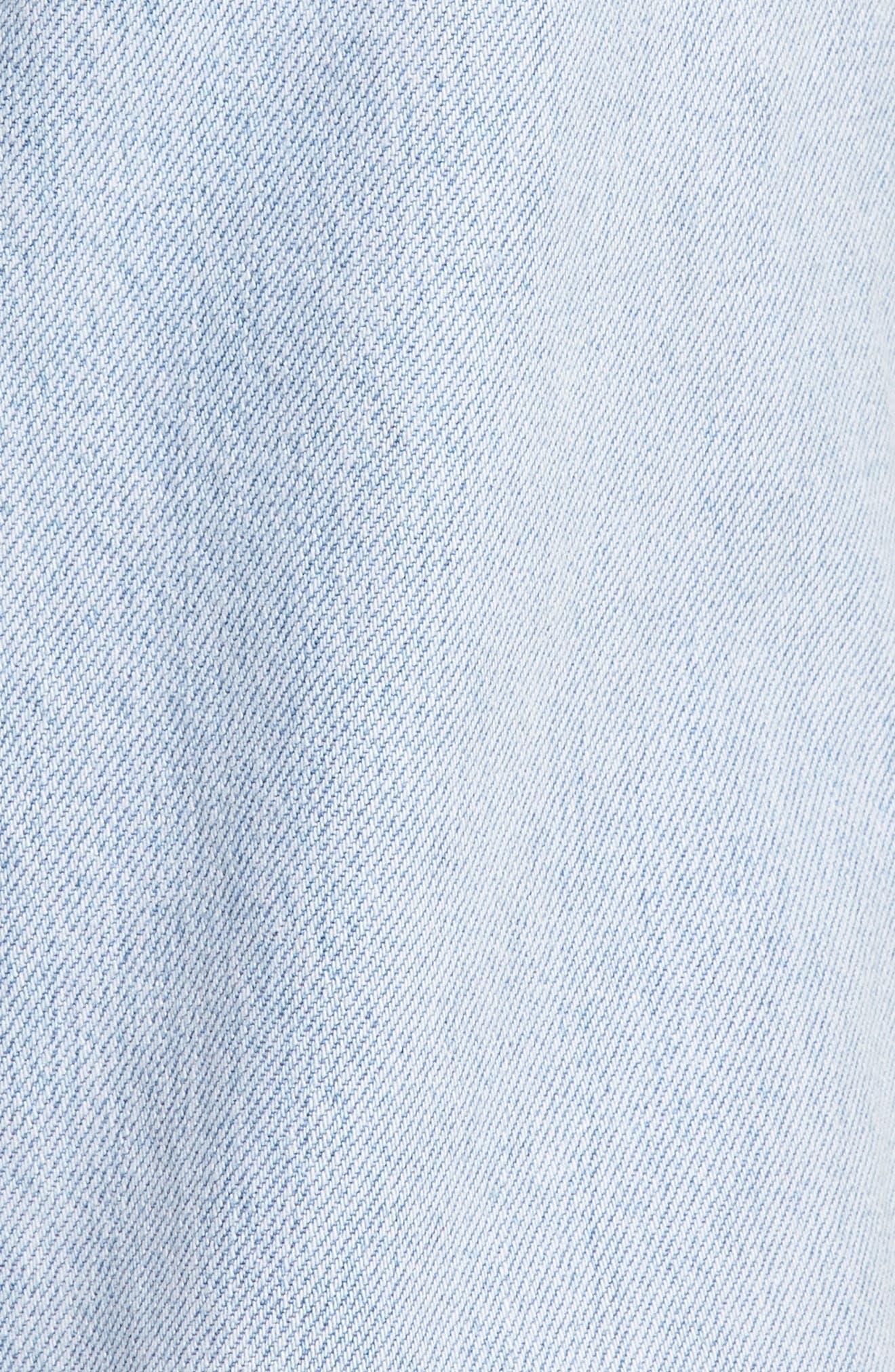 Mom High Waist Jeans,                             Alternate thumbnail 6, color,                             450