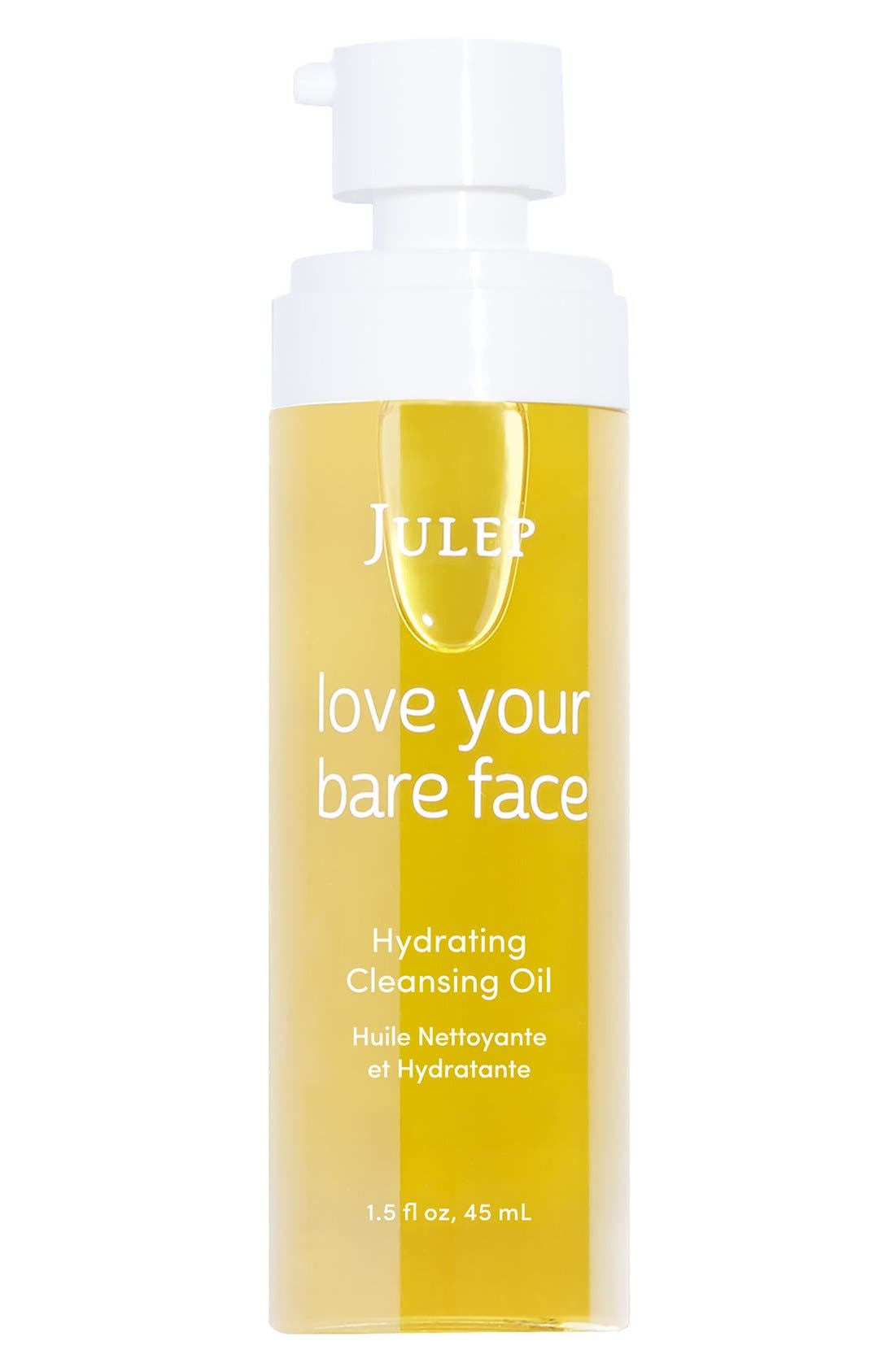 Julep<sup>™</sup> love your bare face Hydrating Cleansing Oil,                             Alternate thumbnail 3, color,                             NO COLOR