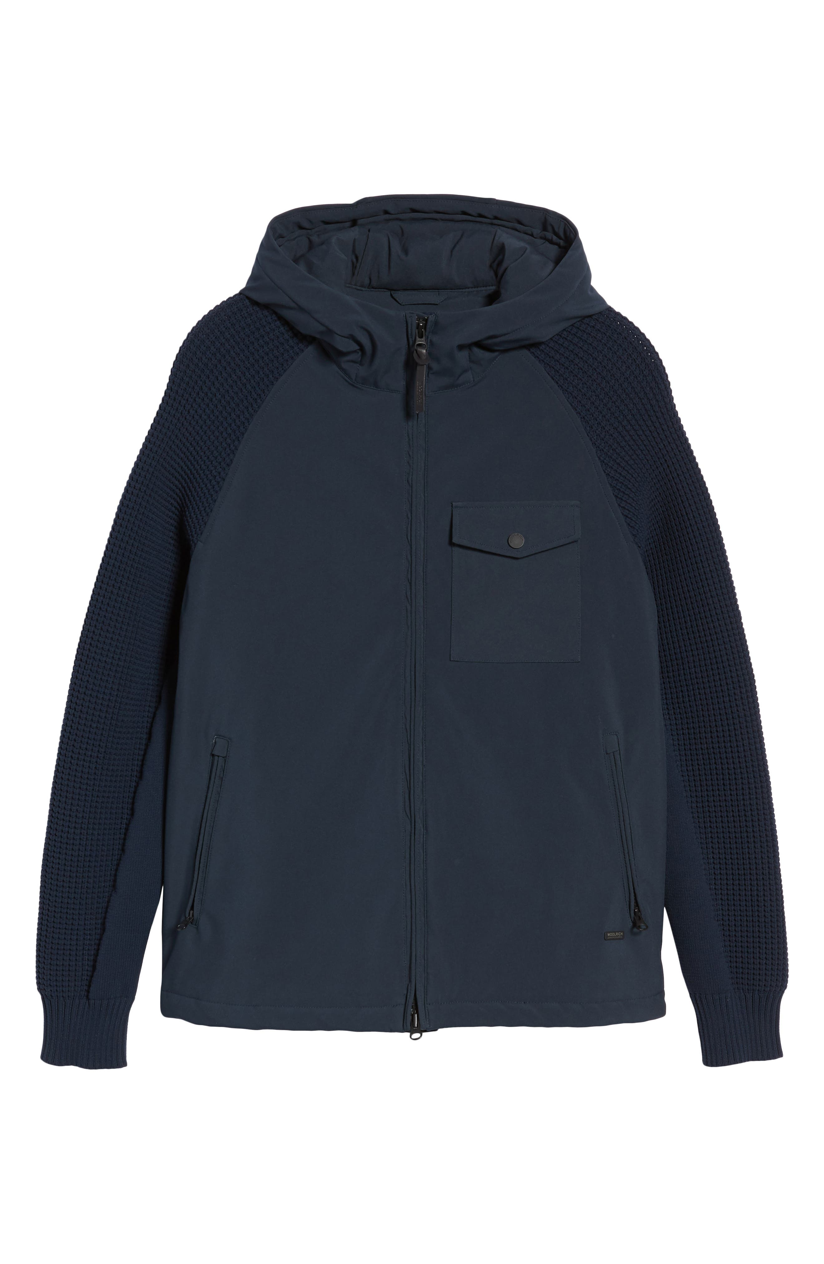 & Bros. Plum Run Jacket,                             Alternate thumbnail 5, color,                             400