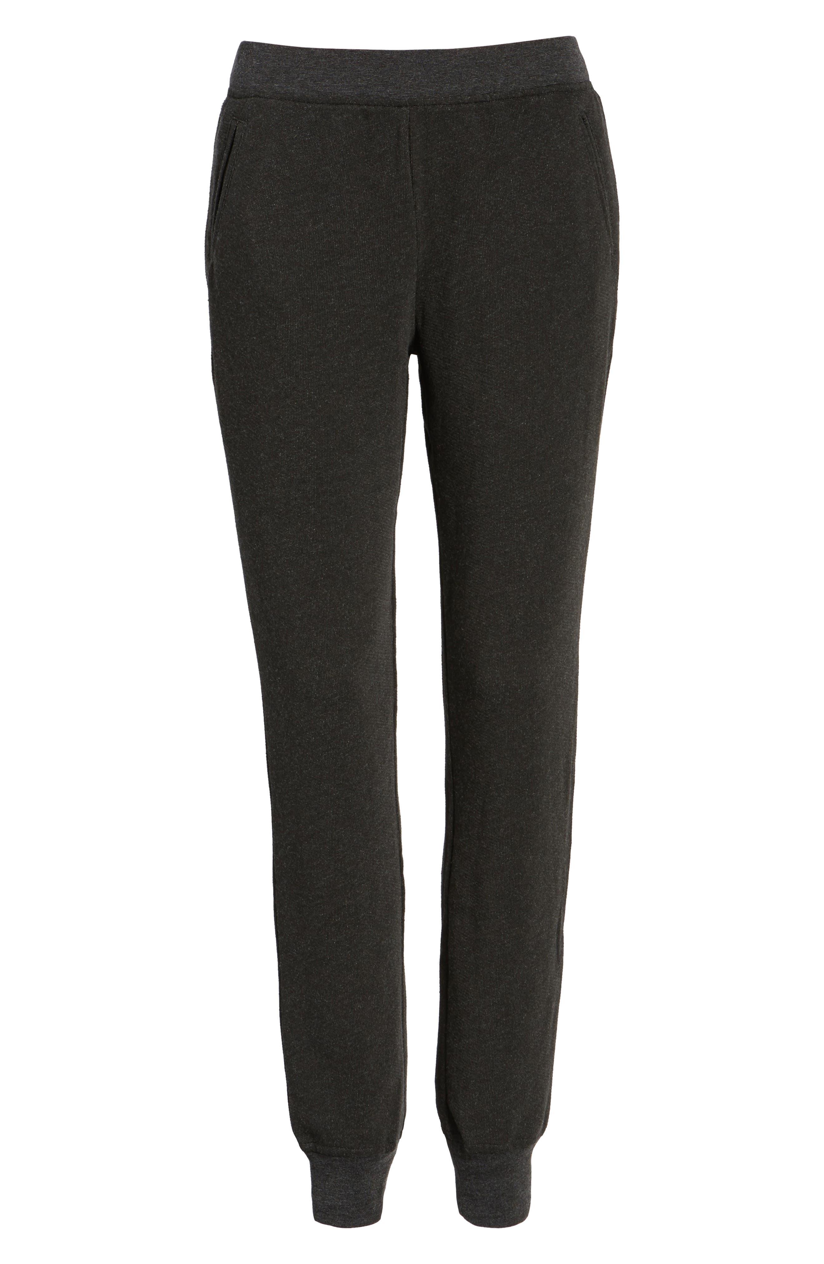 Slim Sweatpants,                         Main,                         color, CHARCOAL HEATHER