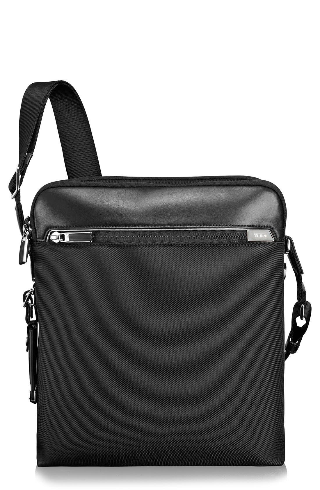 Arrivé - Lucas Crossbody Bag,                         Main,                         color, 001