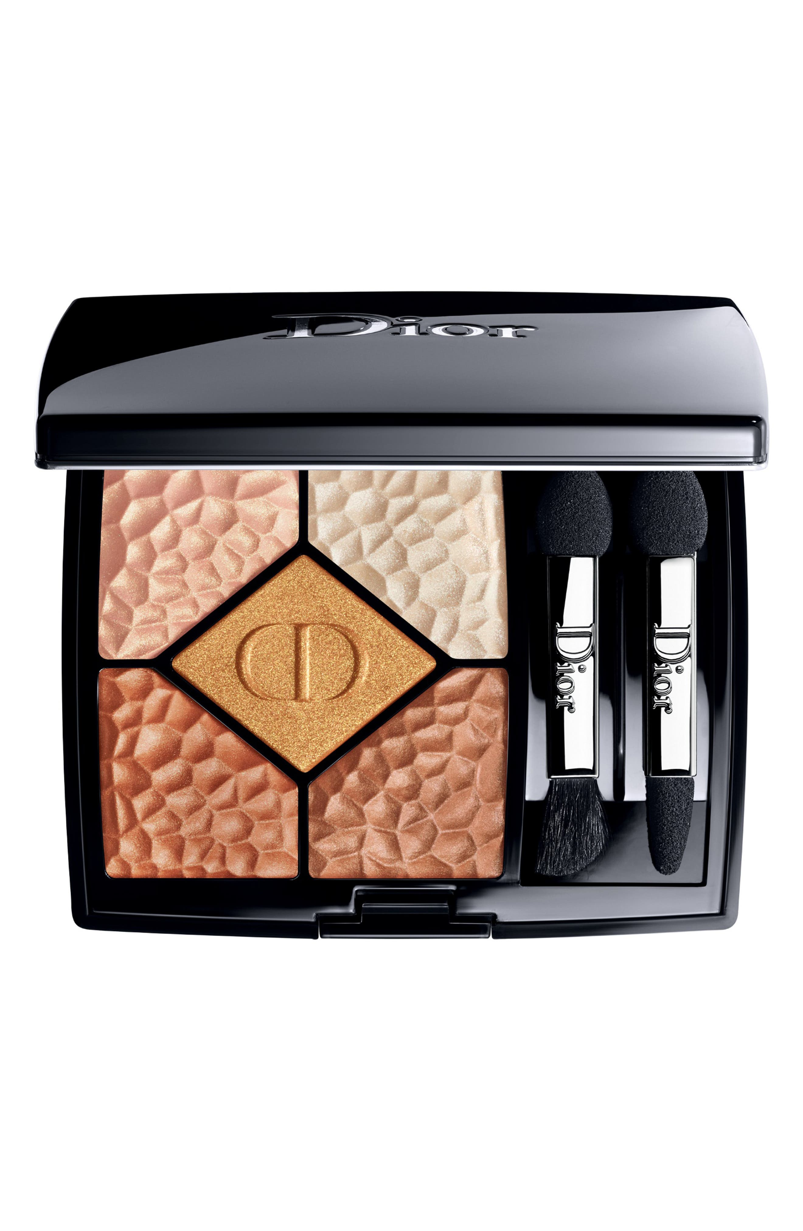 Dior Diorshow 5 Couleurs Colors & Effects Eyeshadow Palette - 696 Sienne