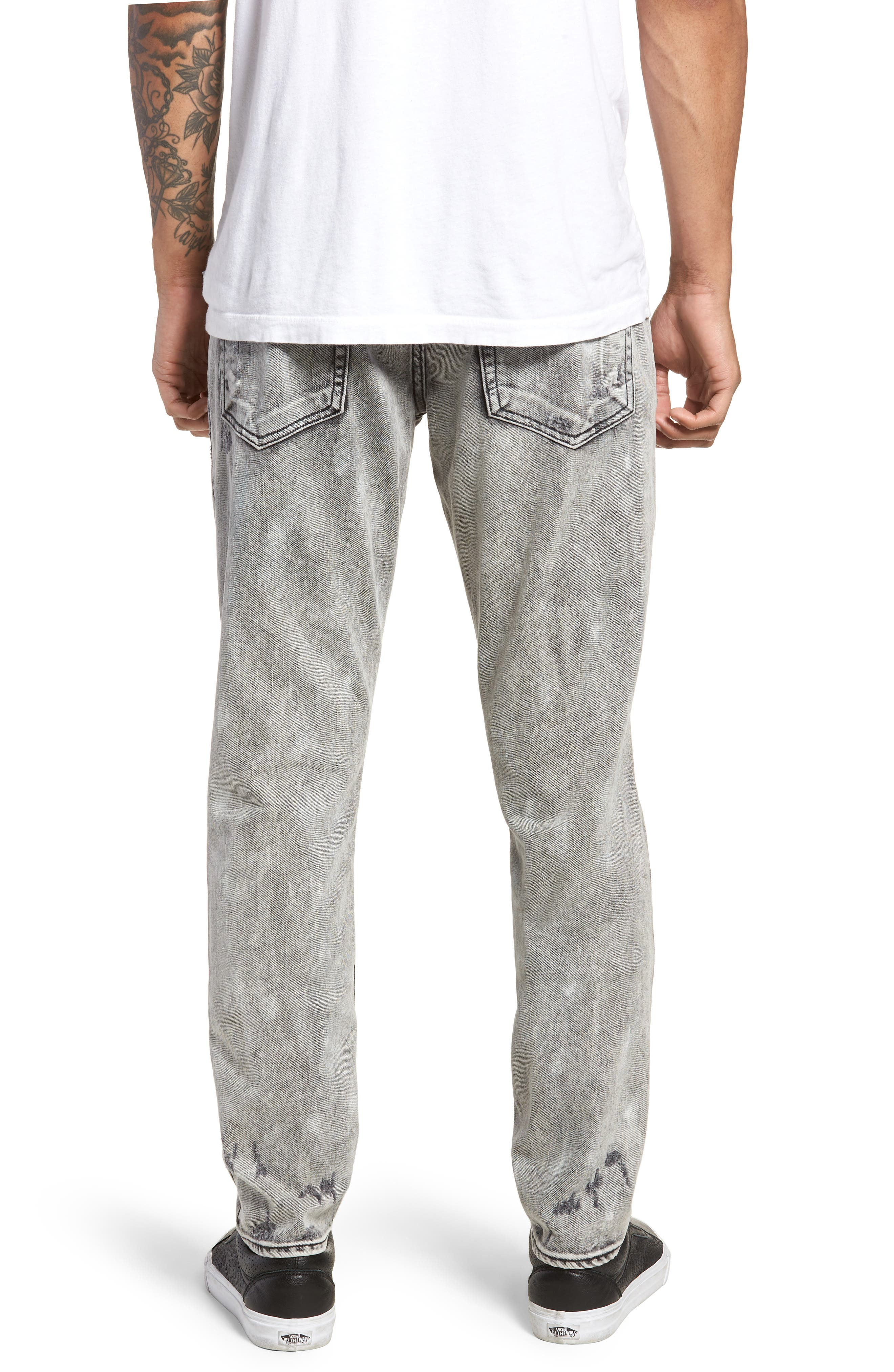 Windsor Slim Fit Jeans,                             Alternate thumbnail 2, color,                             WOE