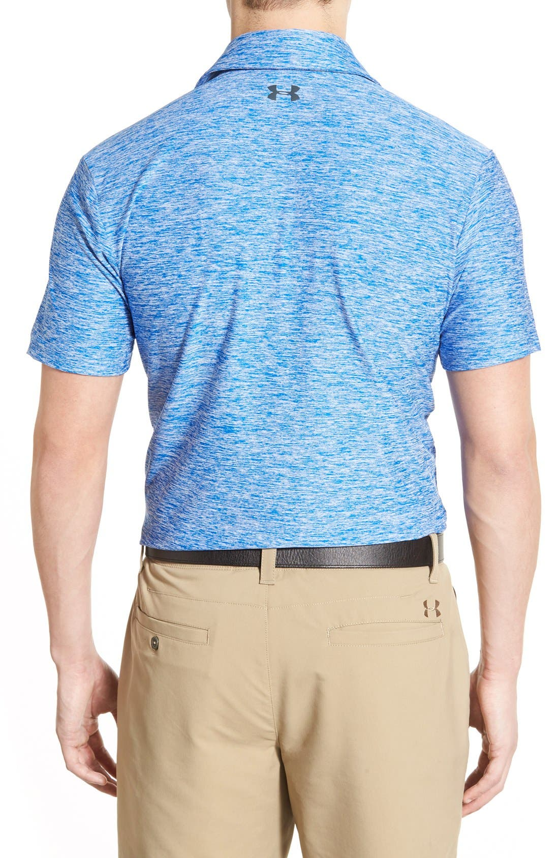 'Playoff' Loose Fit Short Sleeve Polo,                             Alternate thumbnail 202, color,