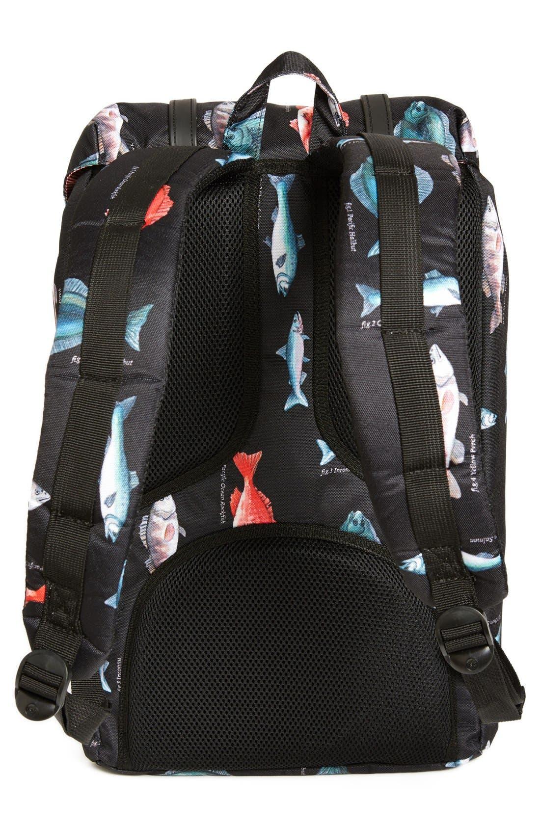 Little America Backpack,                             Alternate thumbnail 3, color,                             003