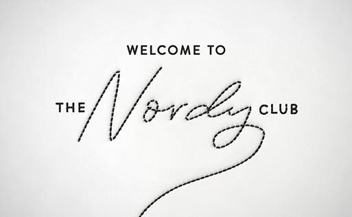 The Nordy Club. Our new rewards program is here!