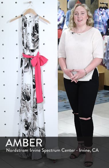 Chiffon Maxi Dress, sales video thumbnail