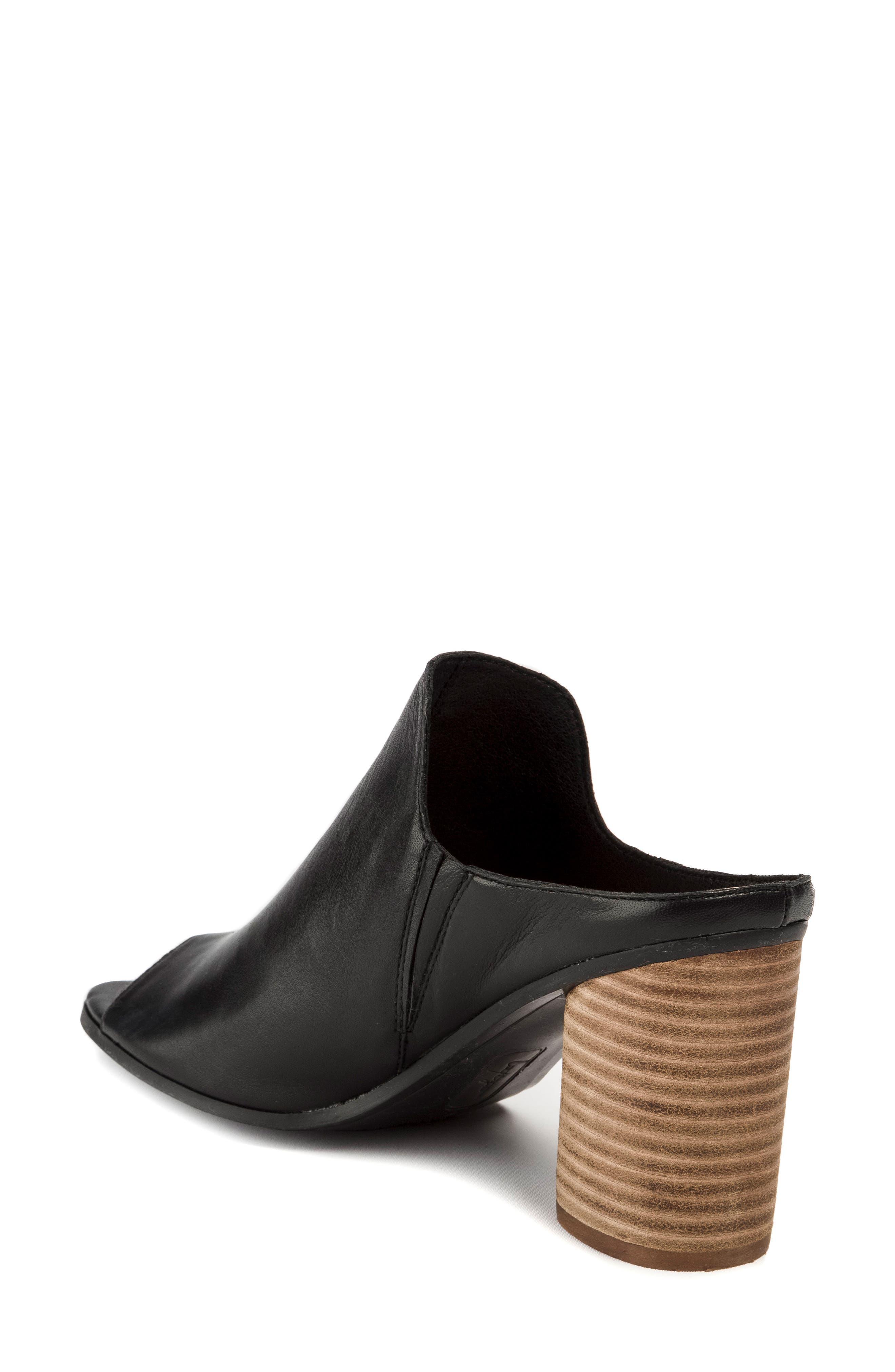 Hallie Loafer Sandal,                             Alternate thumbnail 2, color,                             001