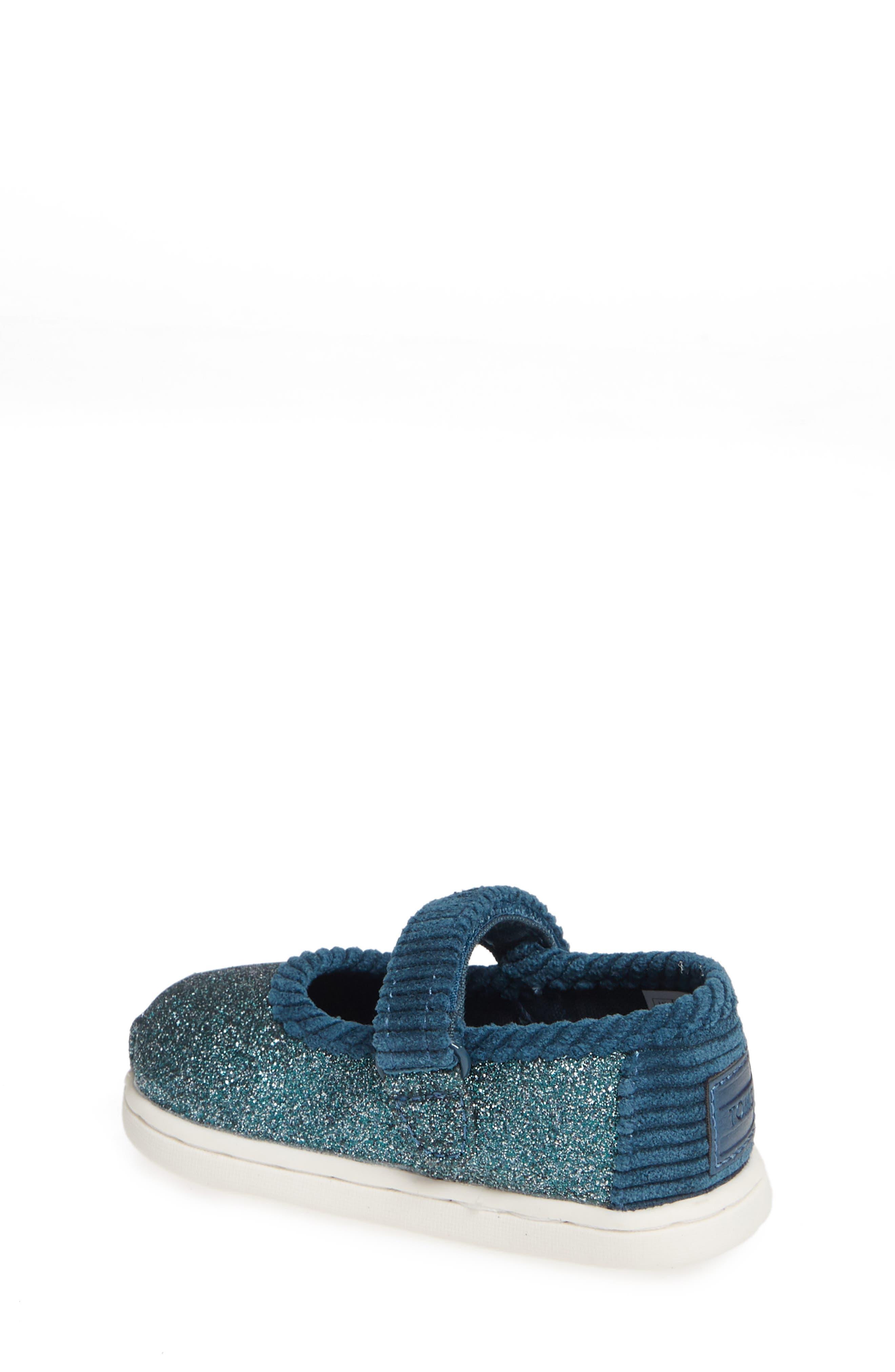 Mary Jane Sneaker,                             Alternate thumbnail 2, color,                             ATLANTIC IRIDESCENT/ CORDUROY