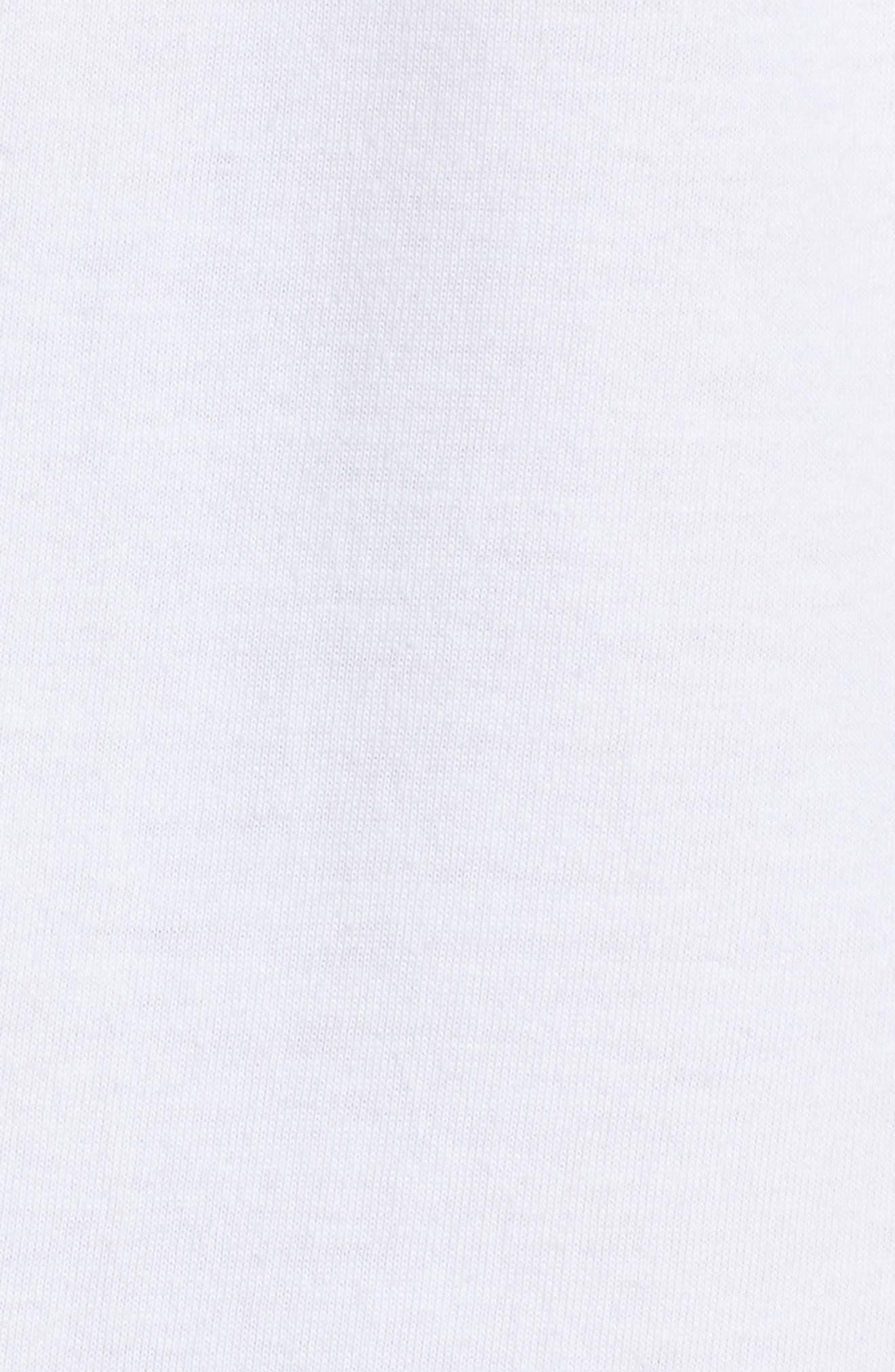 Hula T-Shirt,                             Alternate thumbnail 5, color,                             WHITE